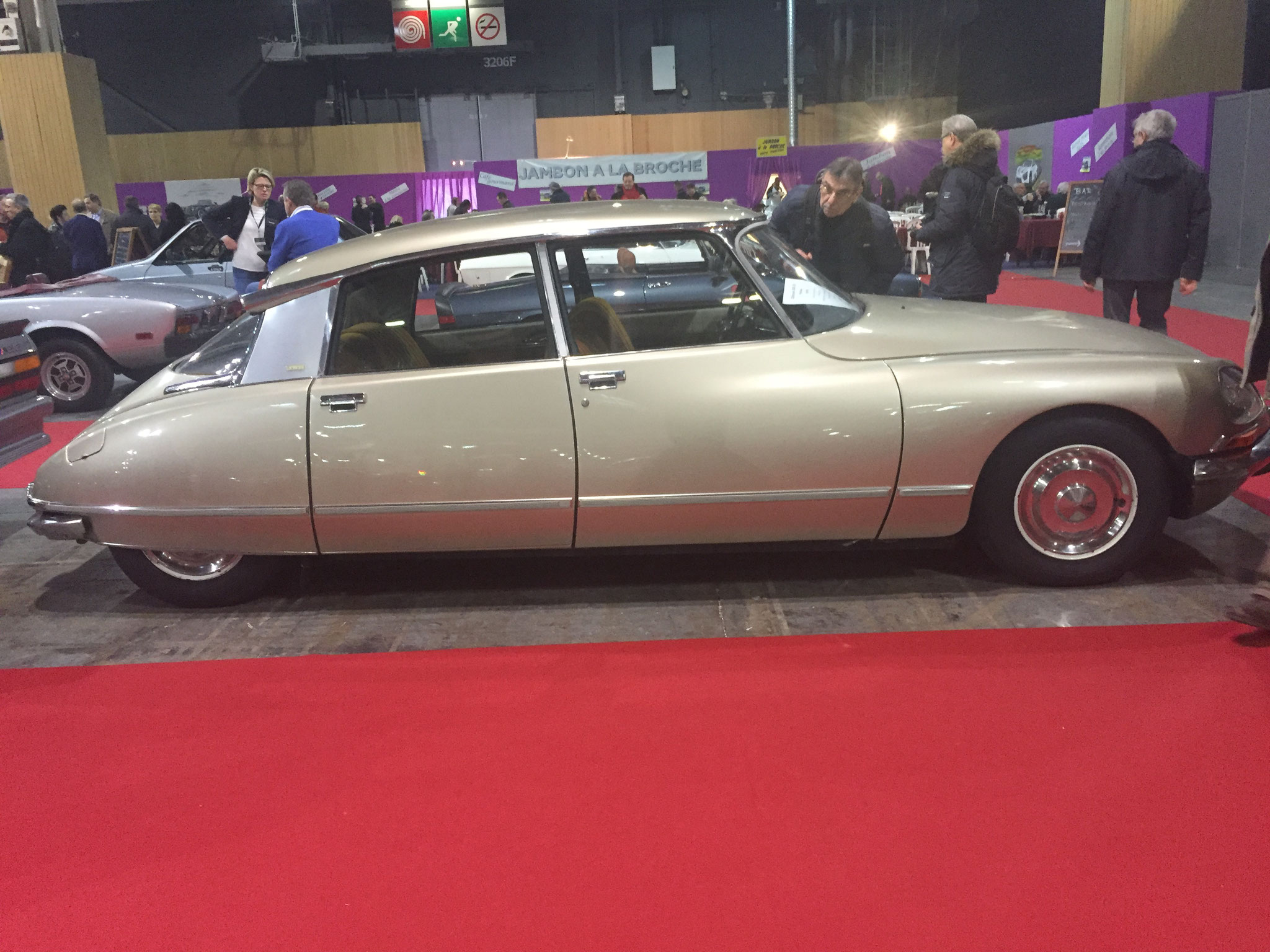 CITROEN DS 23 PALLAS (1973)