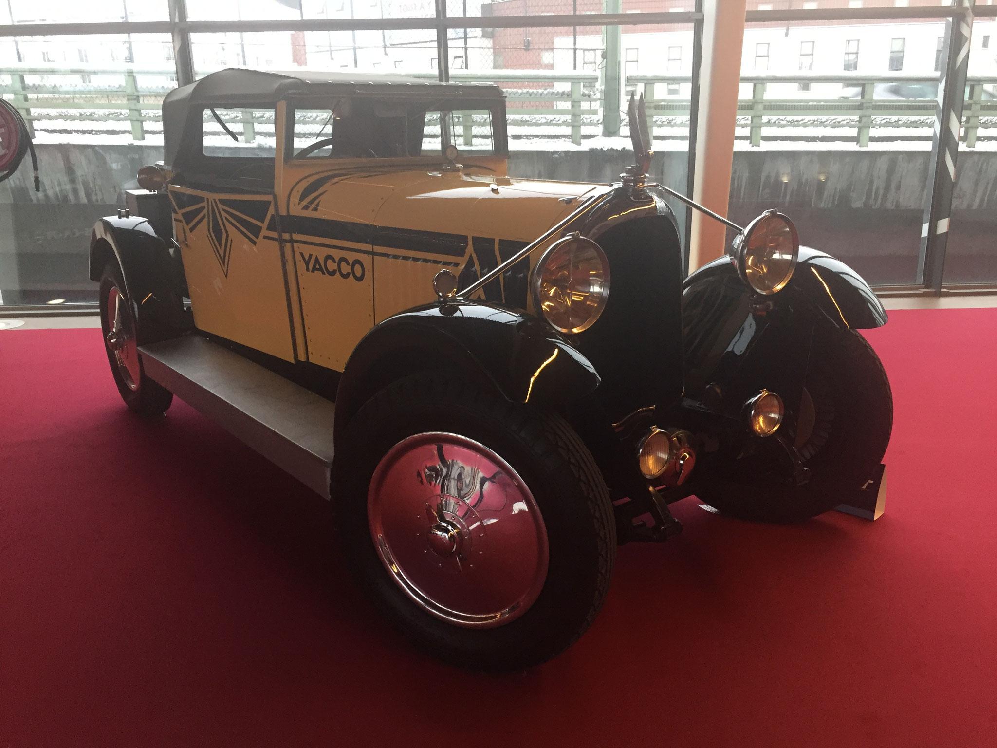 VOISIN C15 (1930)