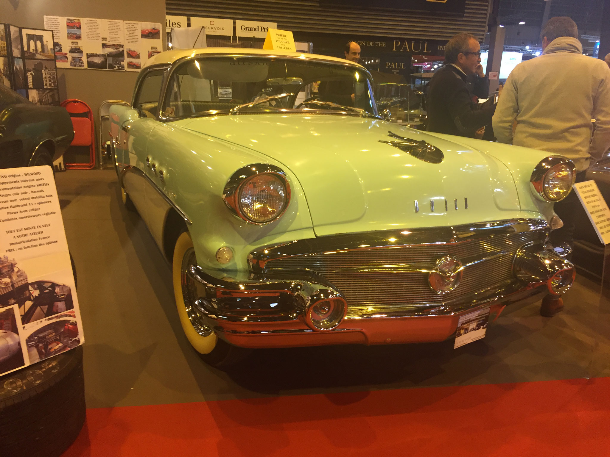 BUICK SPECIAL 56