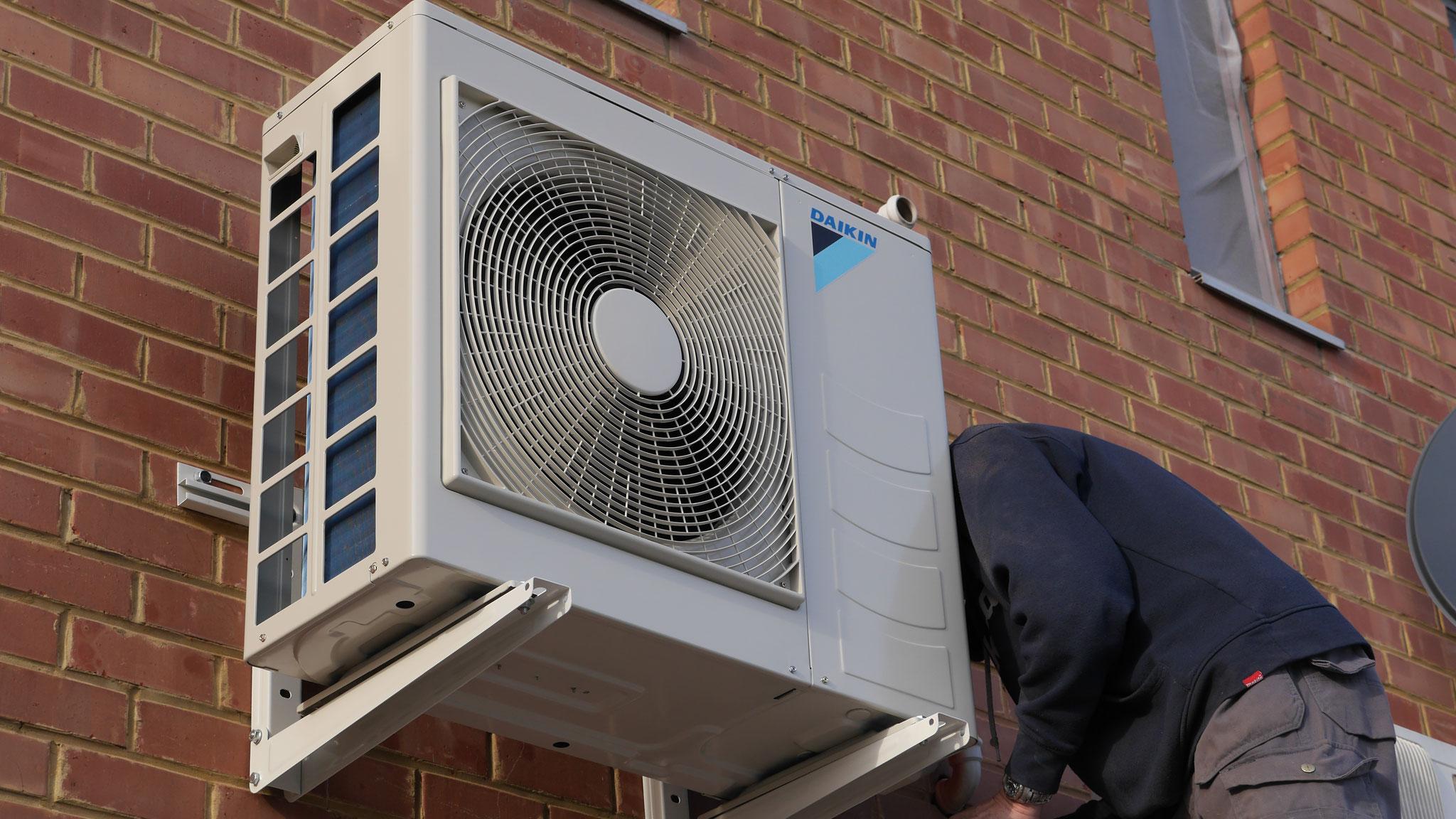Pompe à chaleur air air VDV