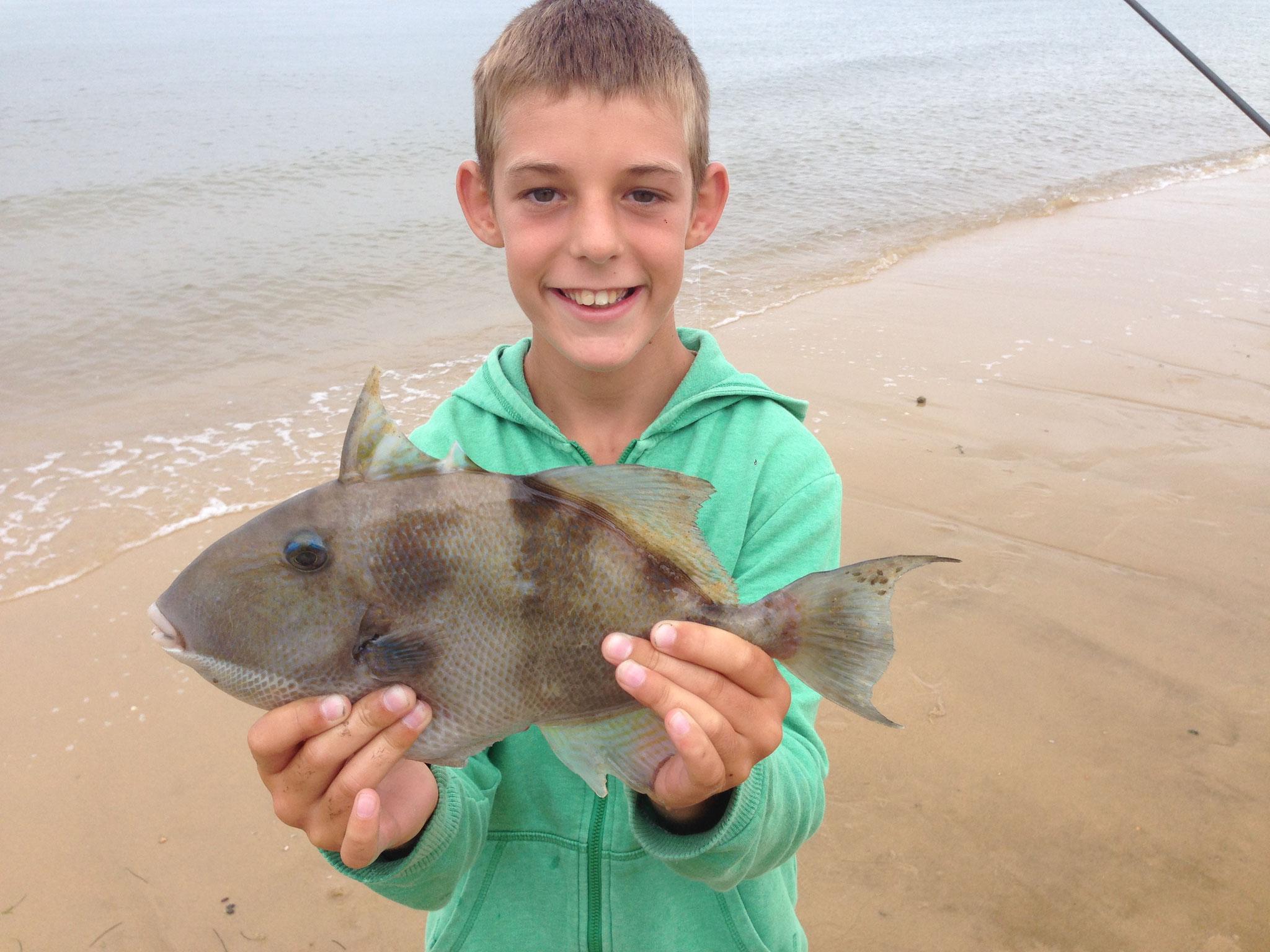 pêche bassin d'arcachon