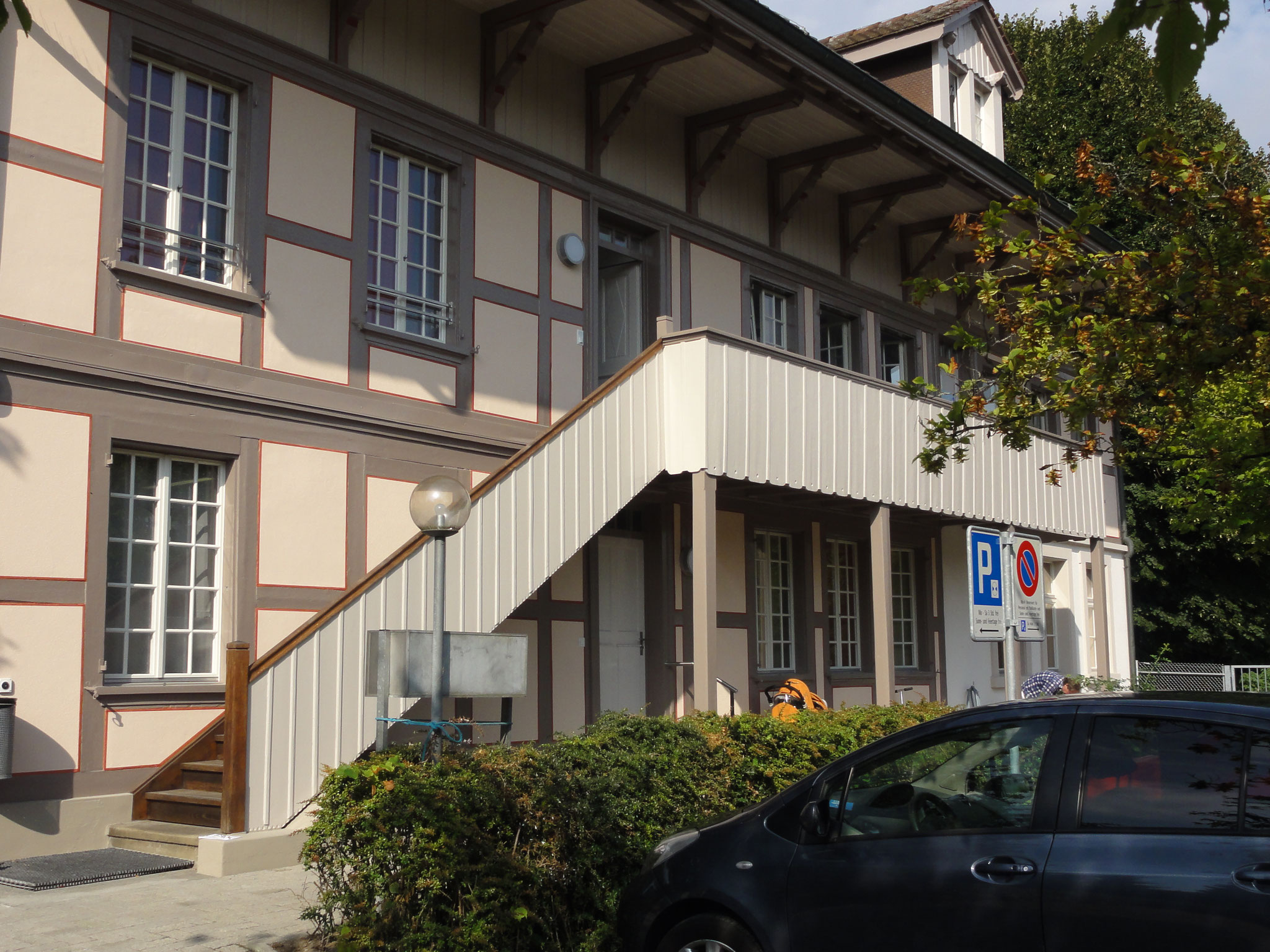altes Schulhaus Moosseedorf