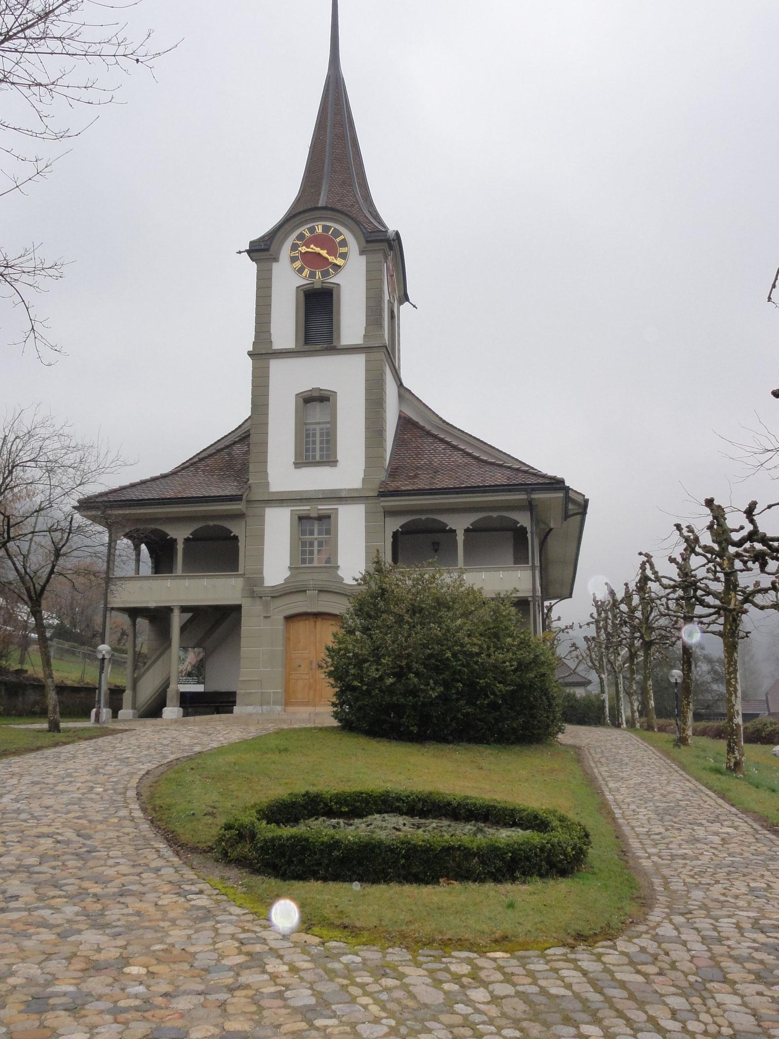 Kirche Krauchthal