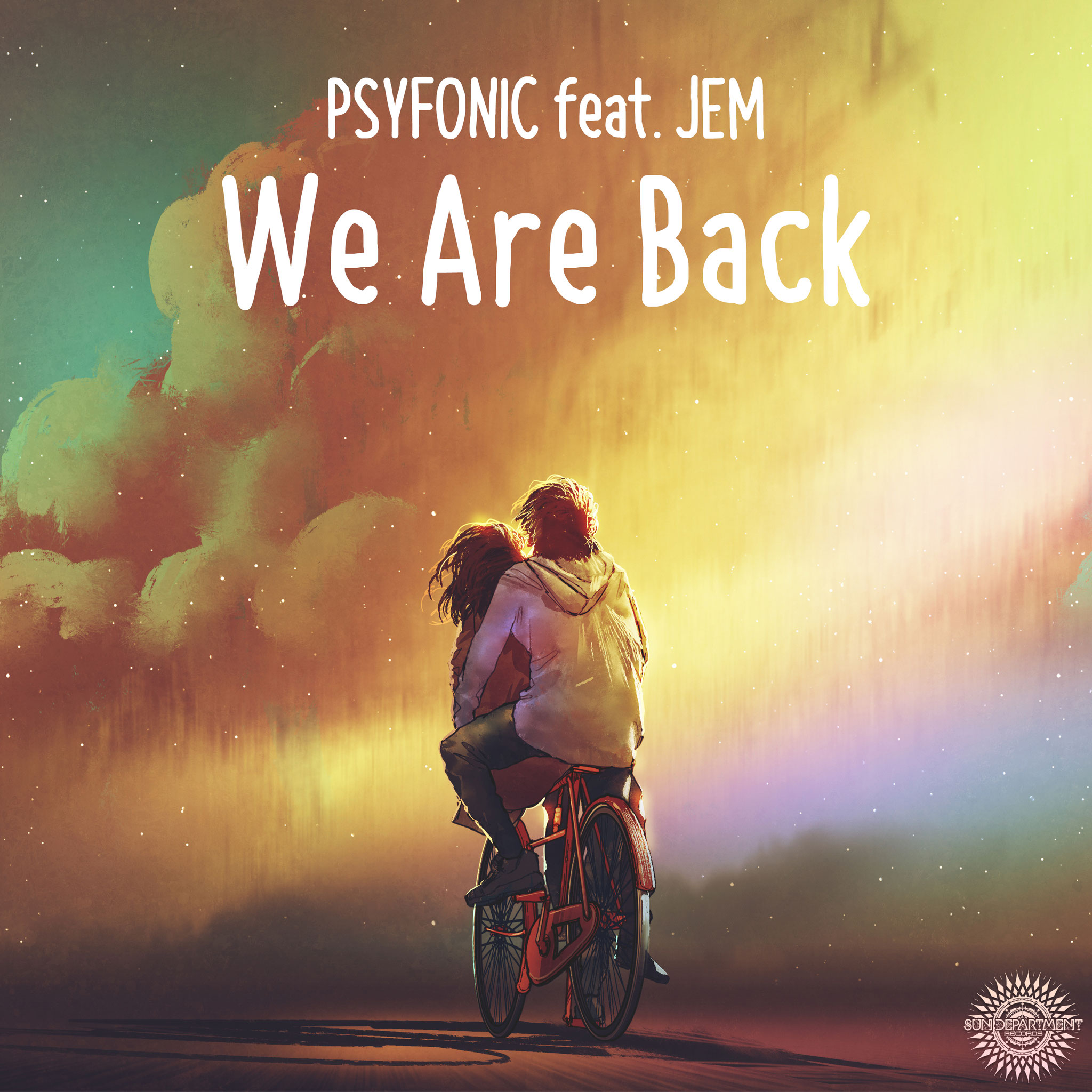 Psyfonic - We Are Back (feat. JEM)