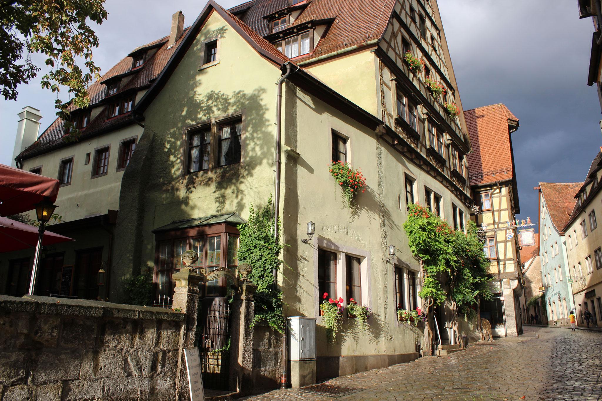 Reichsküchenmeister - Rothenburg ob der Tauber