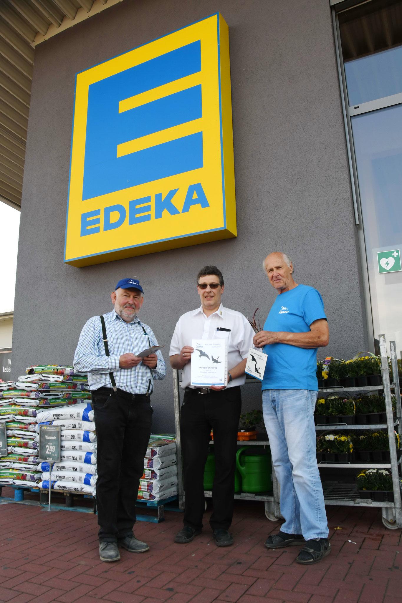 EDEKA-Markt in Oberkaufungen