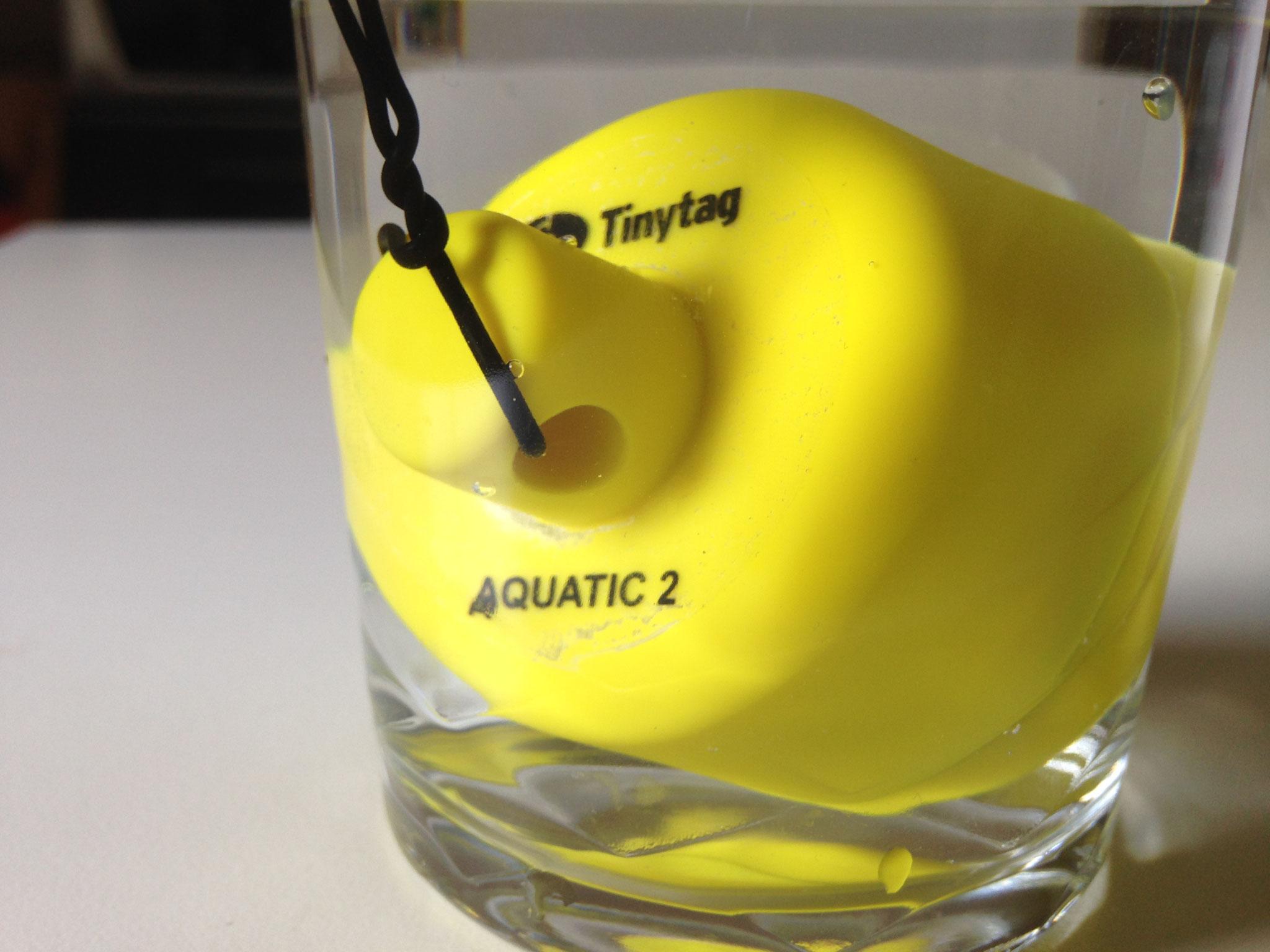 Tinytag Aquatic 2 étanche autonome