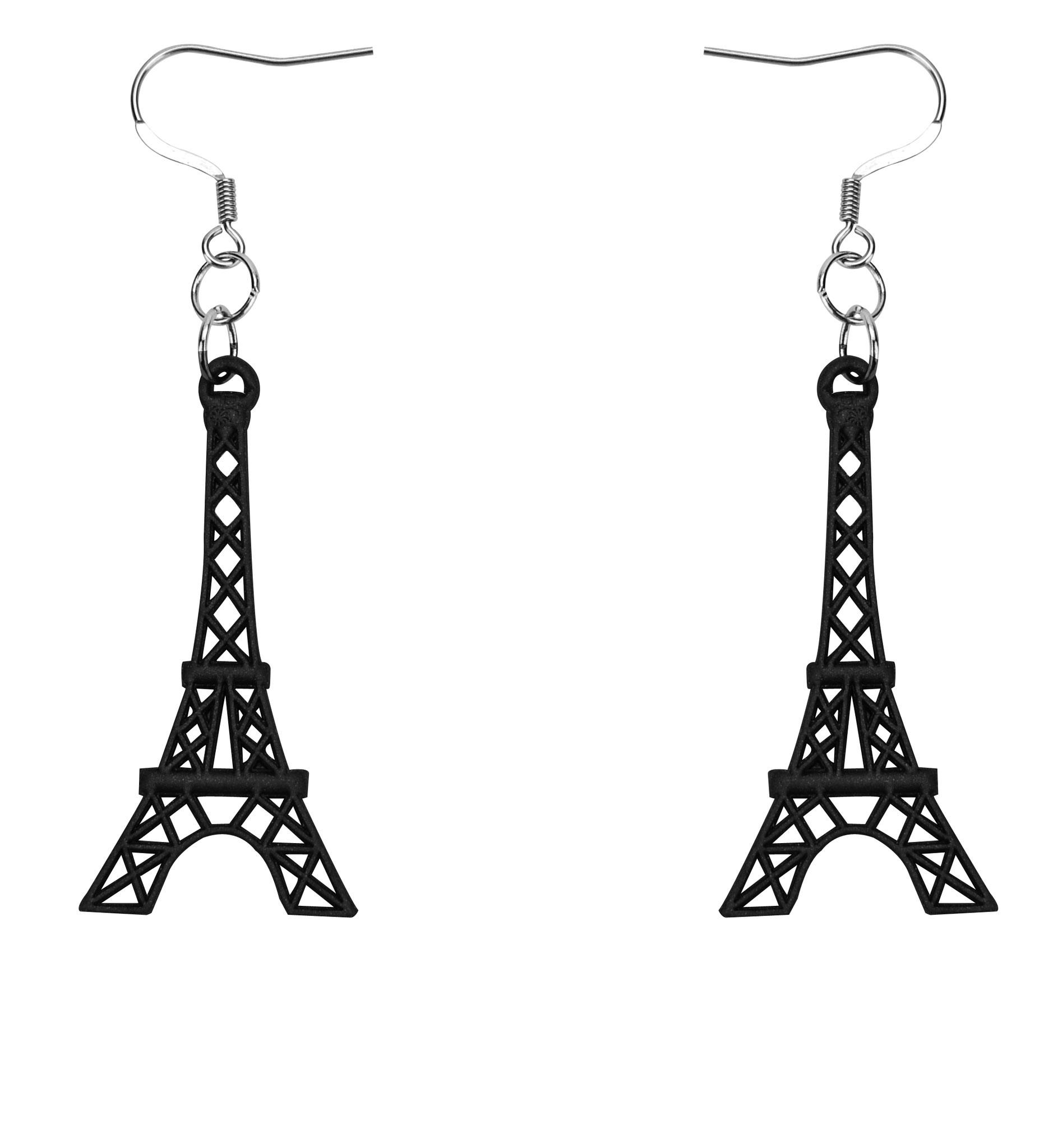 "Ohrringe ""Tour Eiffel"""