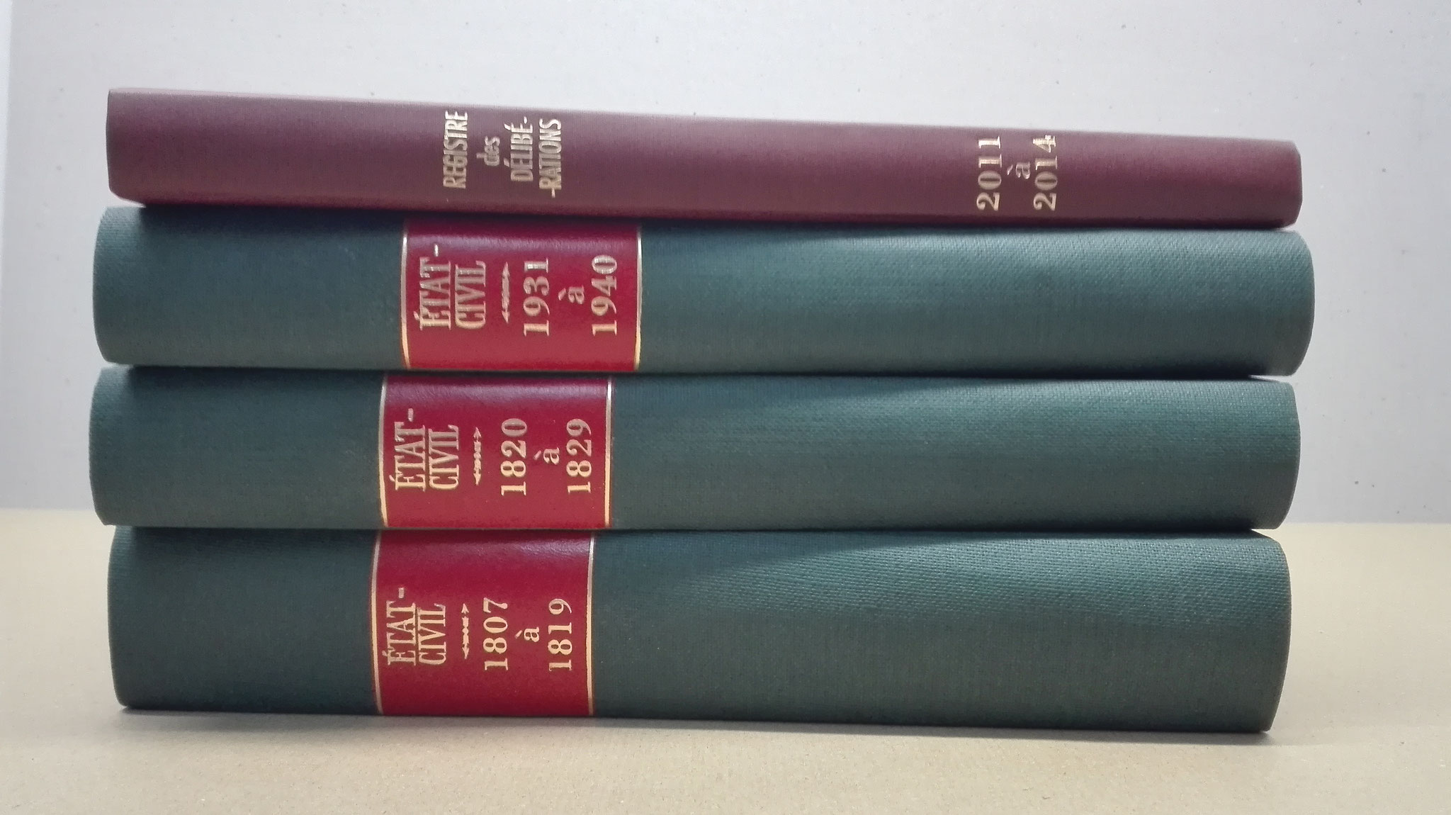 Registres état-civl , anciens paroissiaux