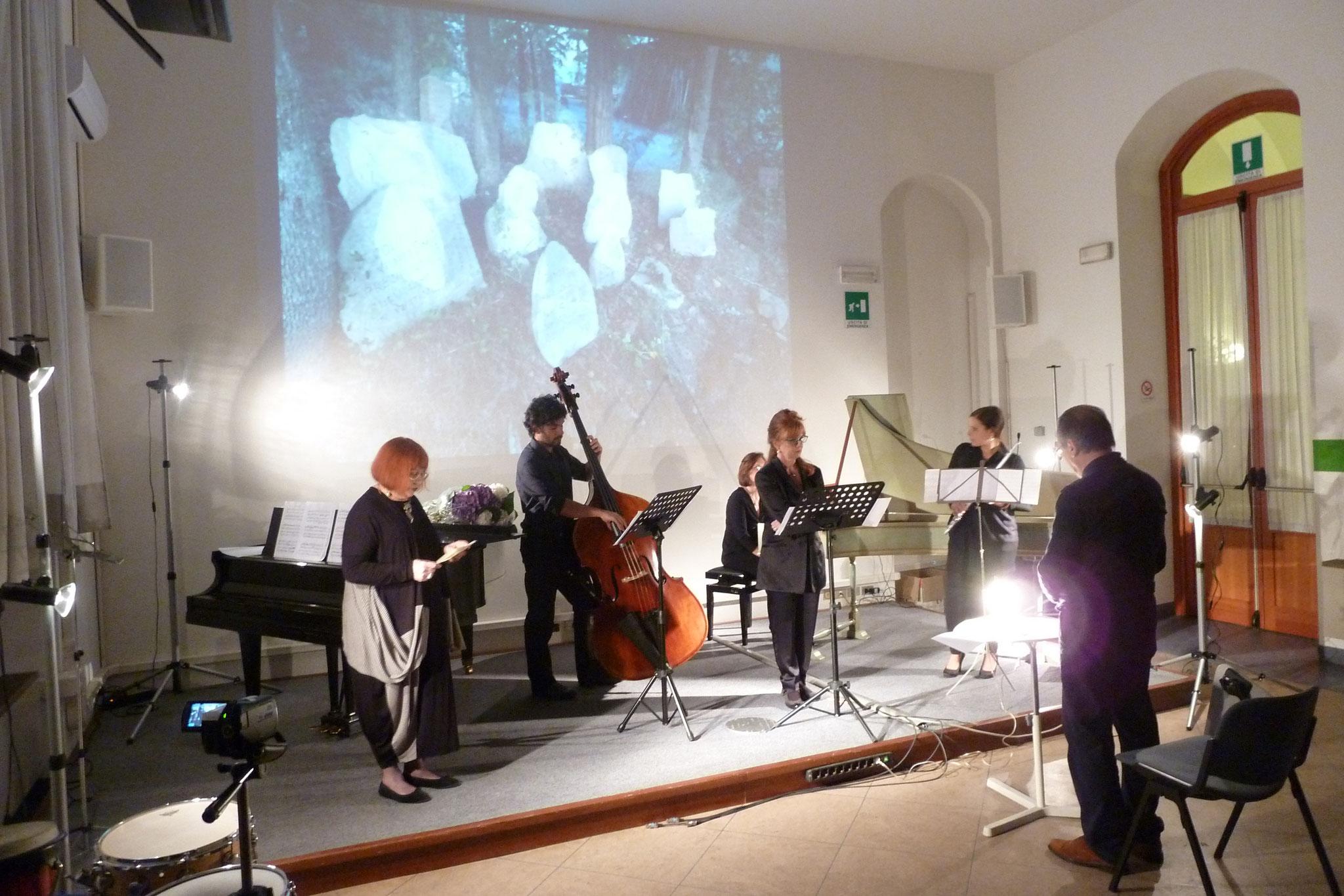 Scienza della Passione in prima esecuzione a Milano a La Cordata (2013)