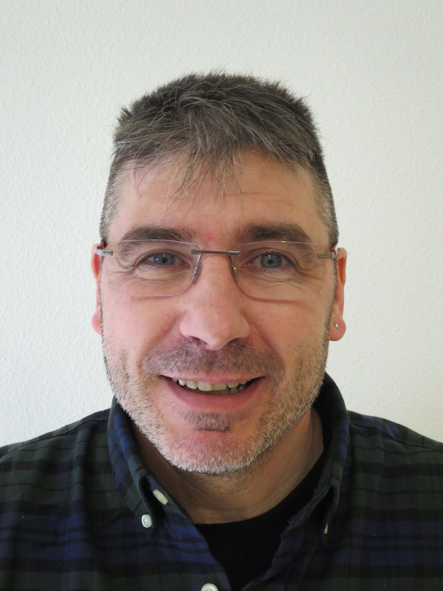 Eric COUDERC : Vice Président Auvergne & Commission Classement & FU DTL SC Auvergne