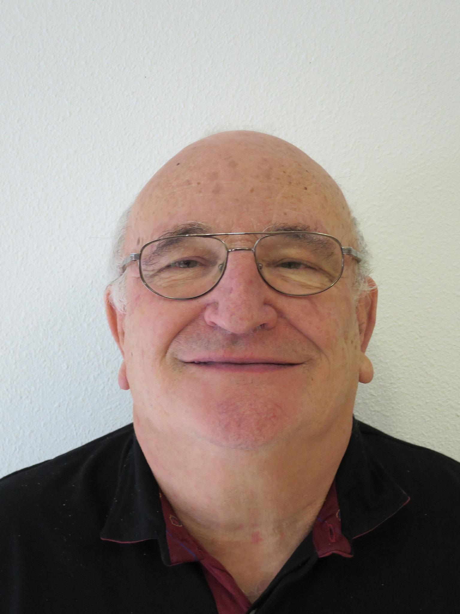 Jacques CHARROUD : Trésorier adjoint & Commission FU DTL SC Lyonnais