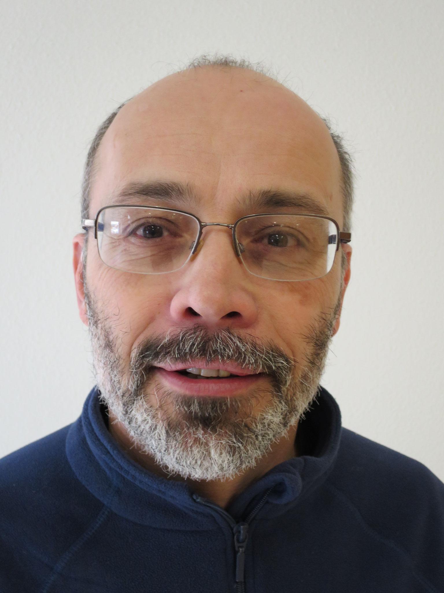 Stéphane BOUCHER :