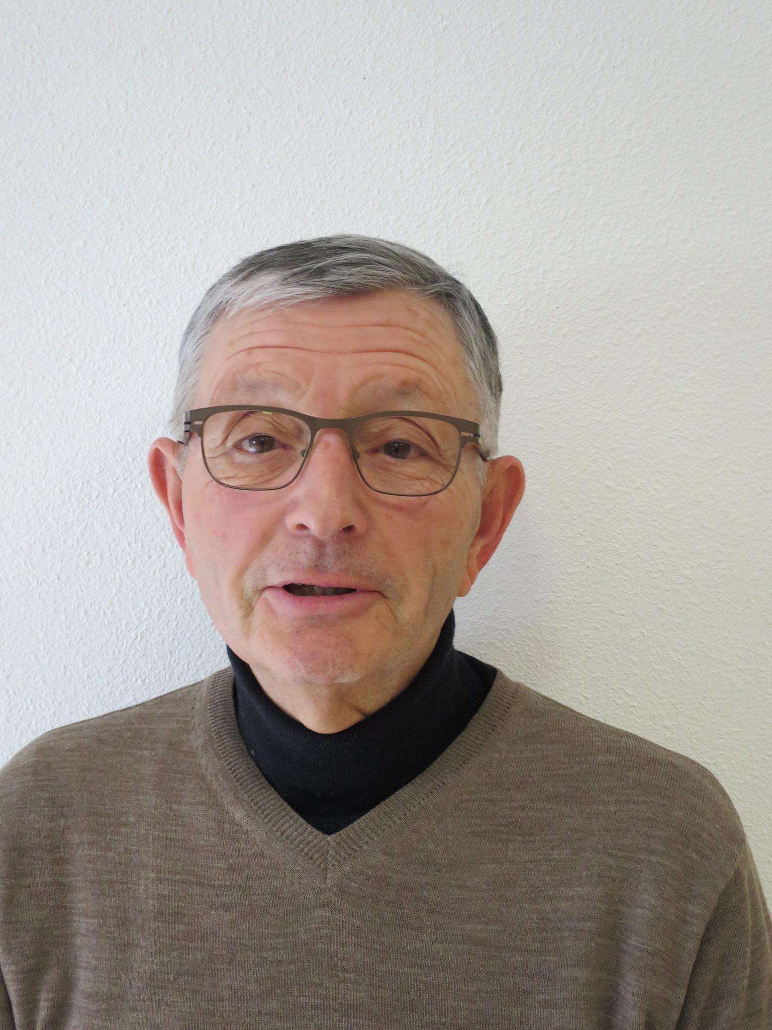 Jean François MORESTAIN : Commission Arbitrage & Pédagogique