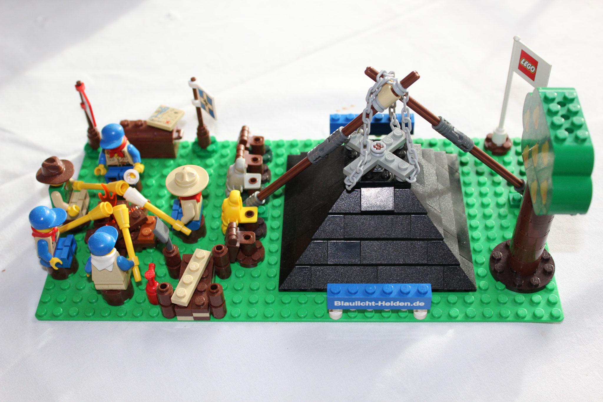 Pfadfinder Camp