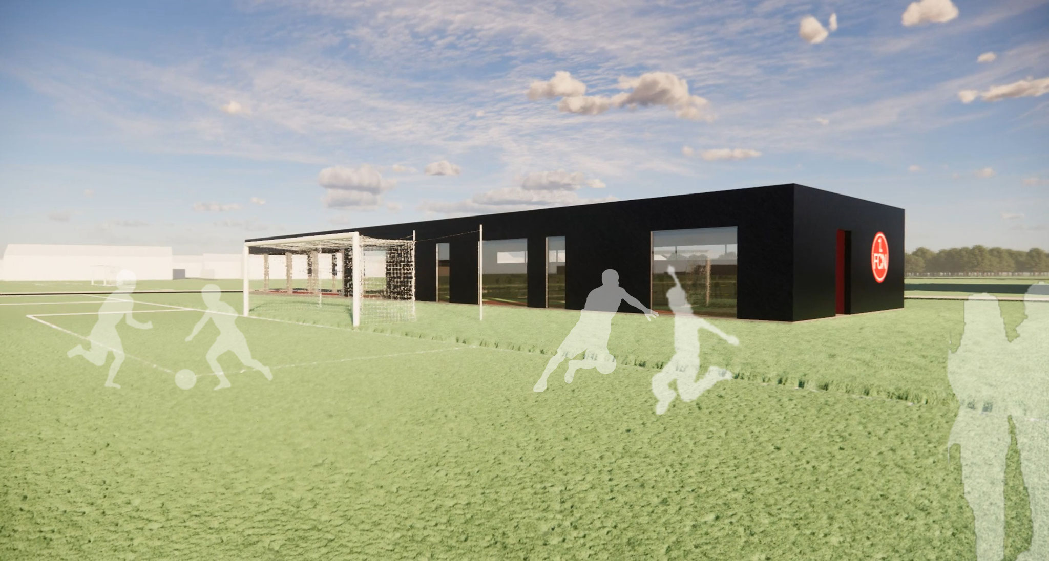 . . .  das zeichnet das Athletik Zentrum dür das NLZ des 1. FC Nürnberg aus