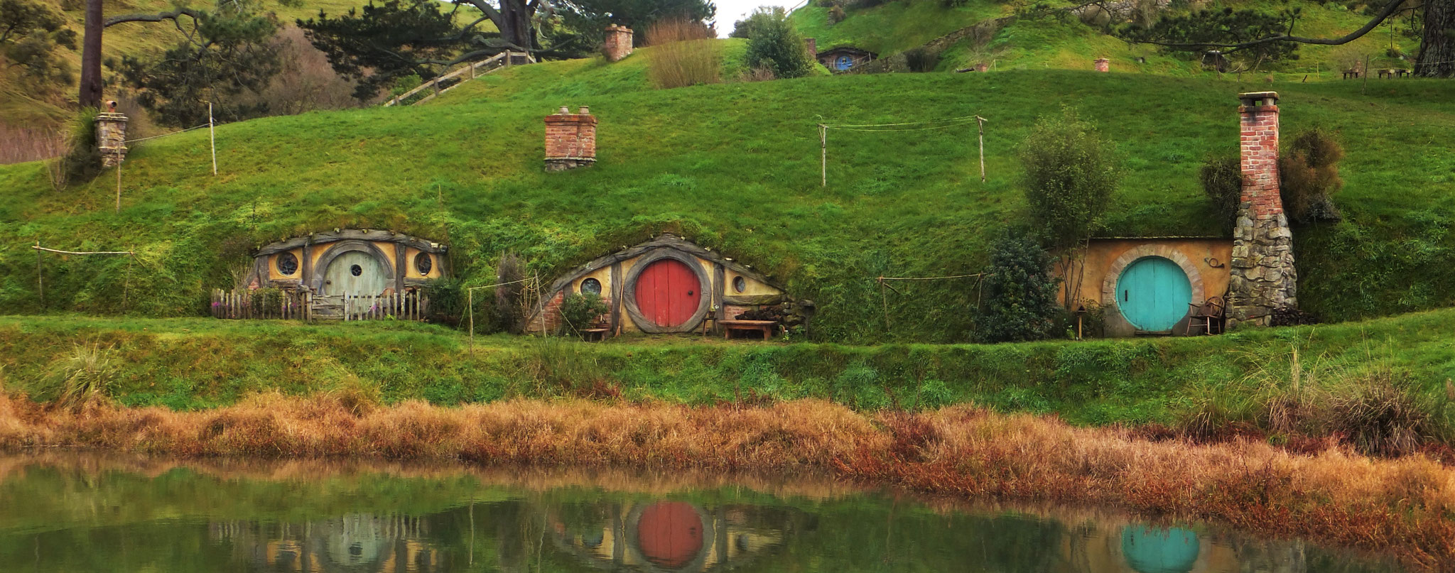 There and bach again: Zwei Reisen zu den Hobbits [mehr...]
