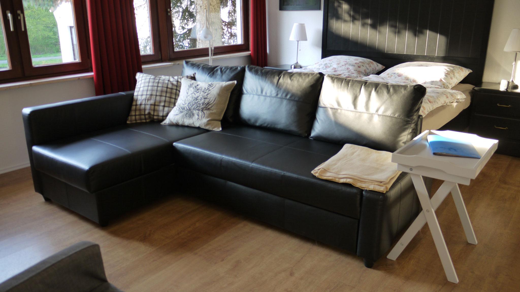 Wohnbereich - Couch