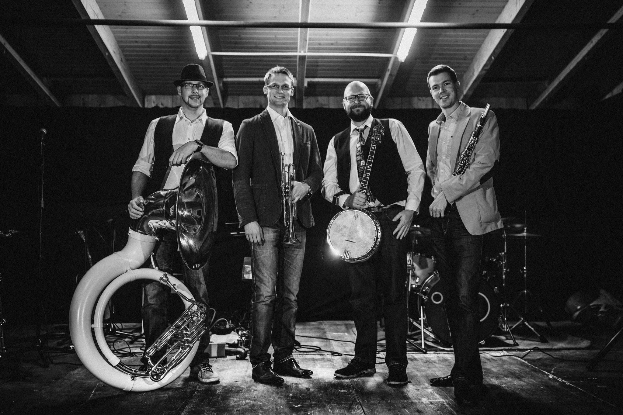 Borderland Dixieband - Band