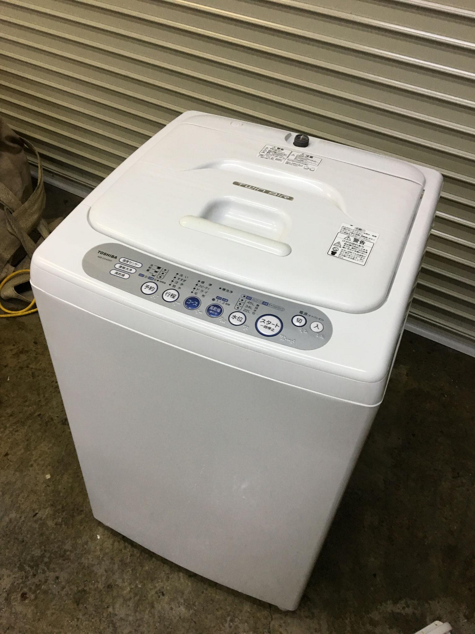 2009年製4.2㎏札幌洗濯機買取500円