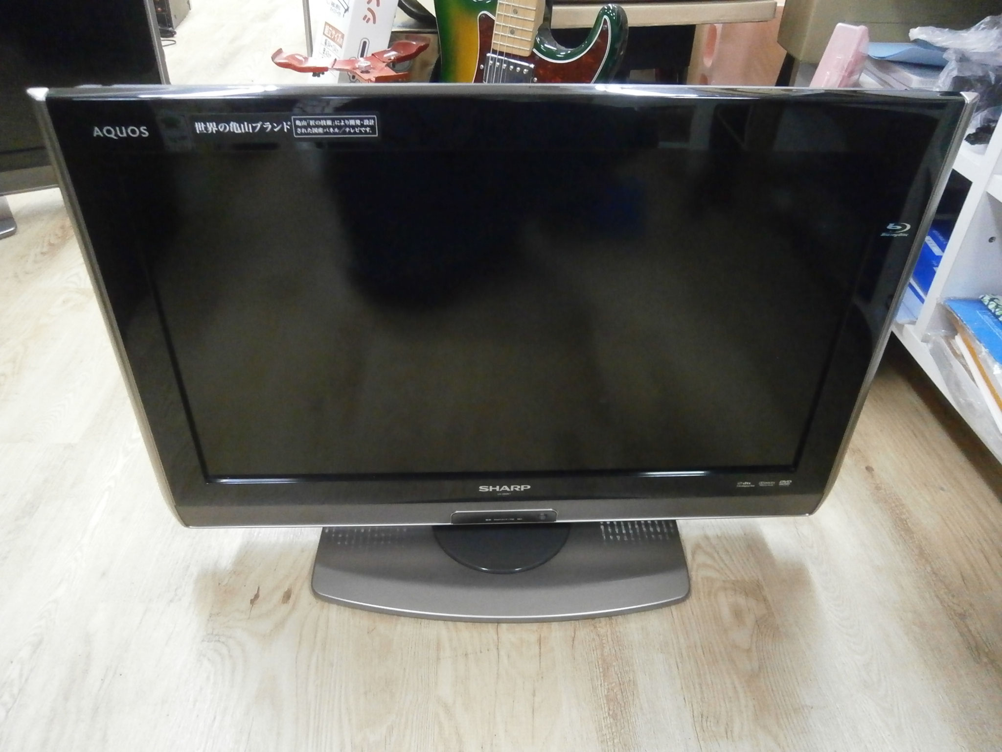 2011年製26インチ札幌液晶テレビ買取1000円