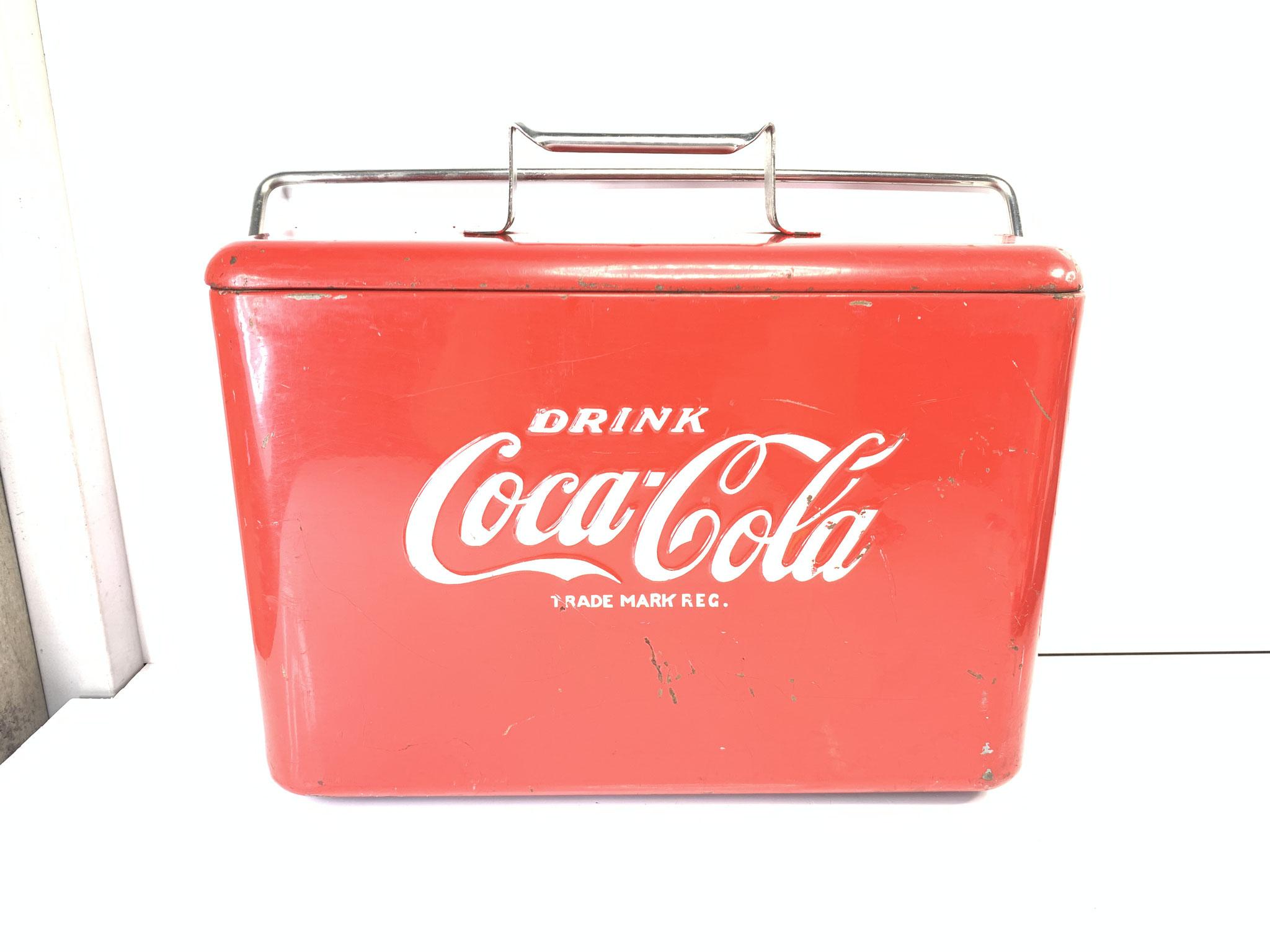 『コカコーラ クーラーボックス 』 【状態】中古当時物 【買取参考価格】¥5,000