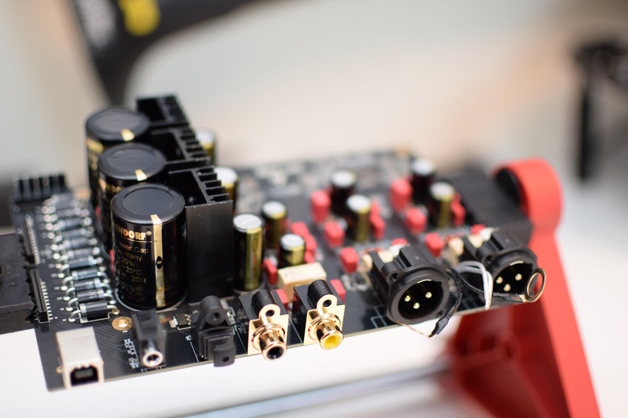 Zidoo UHD 3000 authentic cinema Analogboard