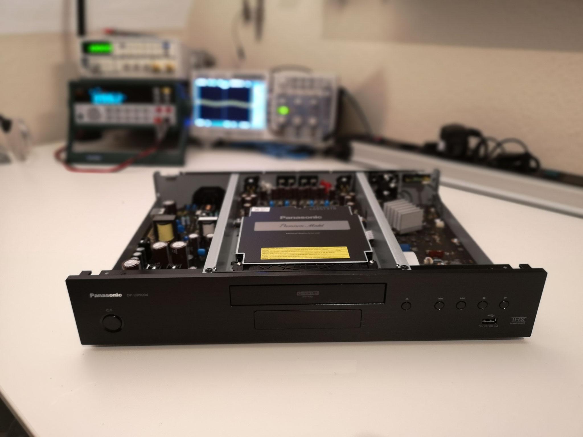 Panasonic DB-UB9000 9004 ohne top cover