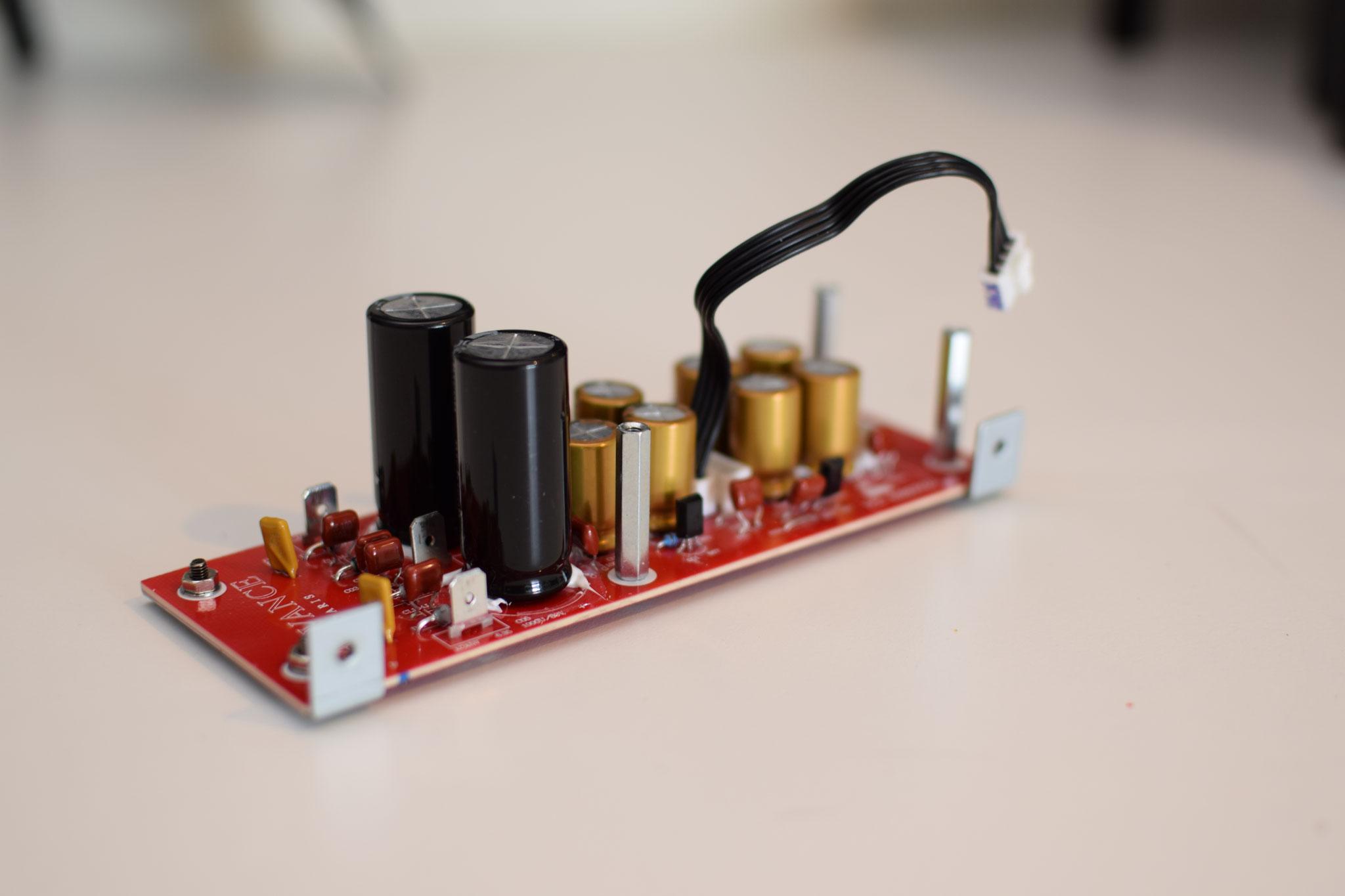 Advance Acoustic Paris X-A160 Signalplatine modifiziert