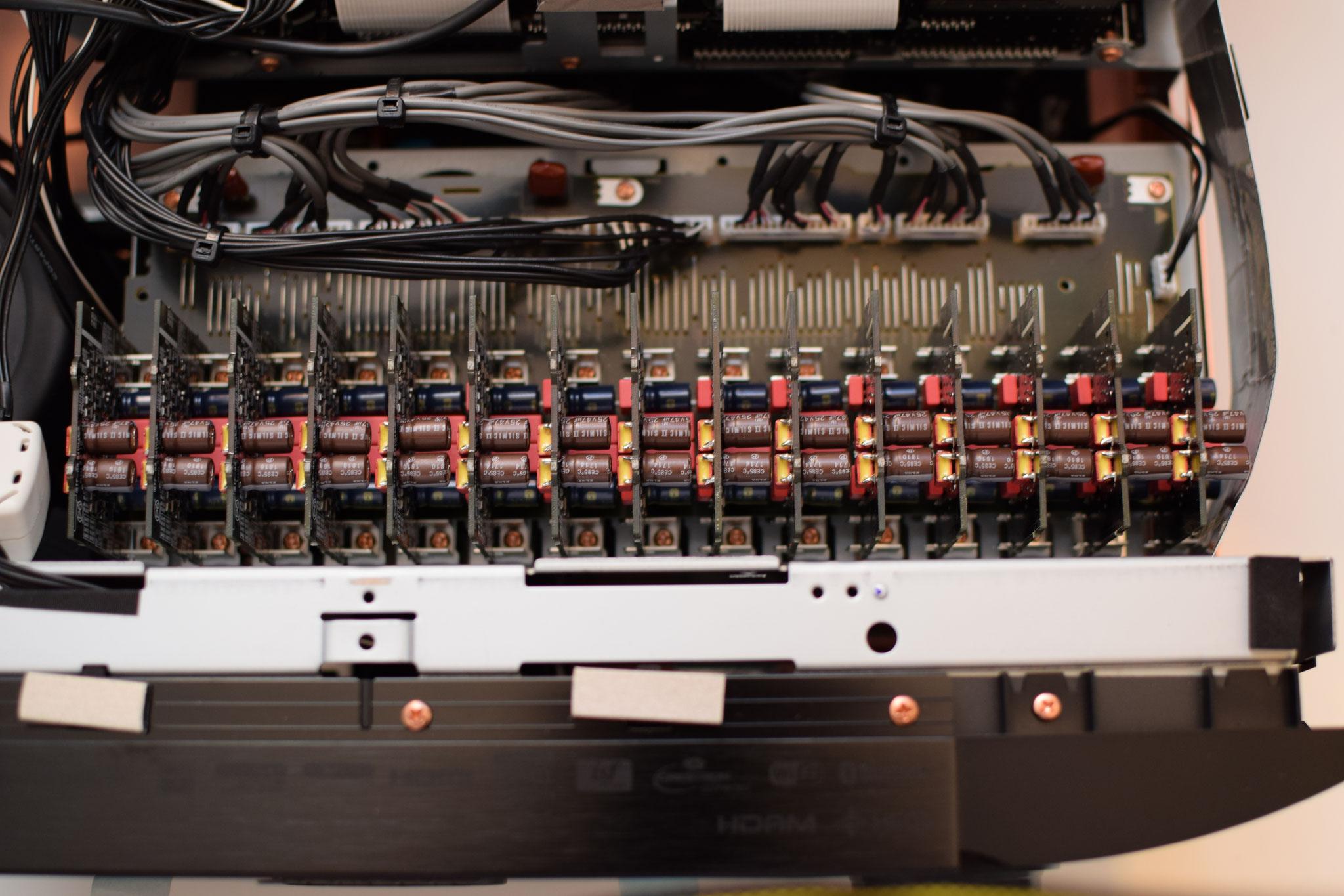 AV8805 HDAM Modul Millimeterarbeit bei der Komponentenauswahl