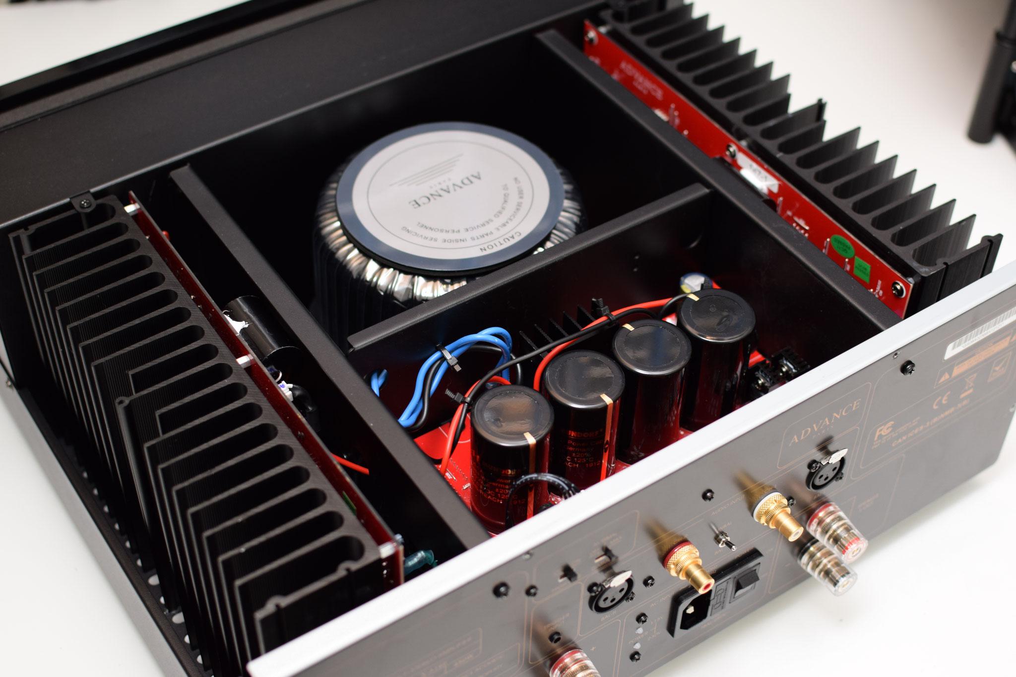Advance Acoustic Paris X-A160 authentic cinema