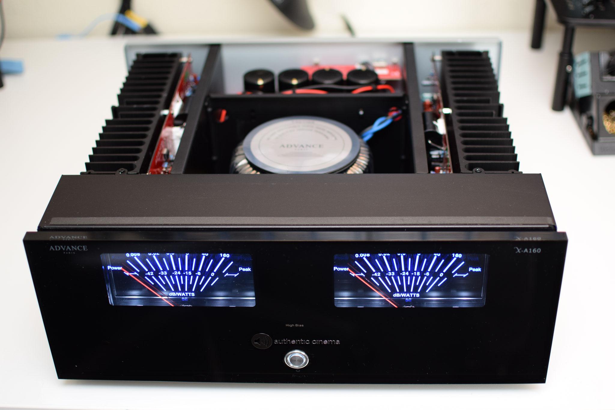 Advacne Acoustic Paris X-A160 authentic cinema