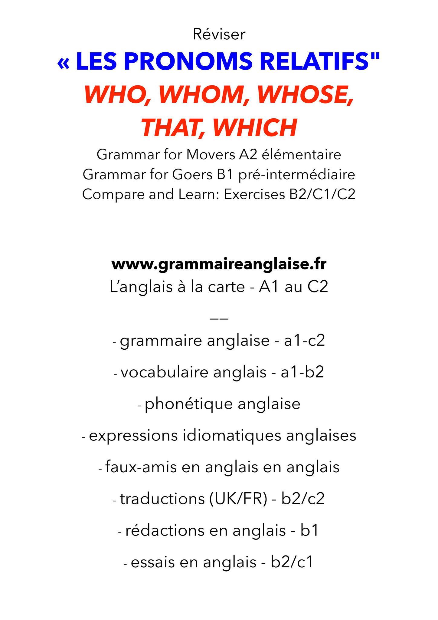 https://www.grammaireanglaise.fr/