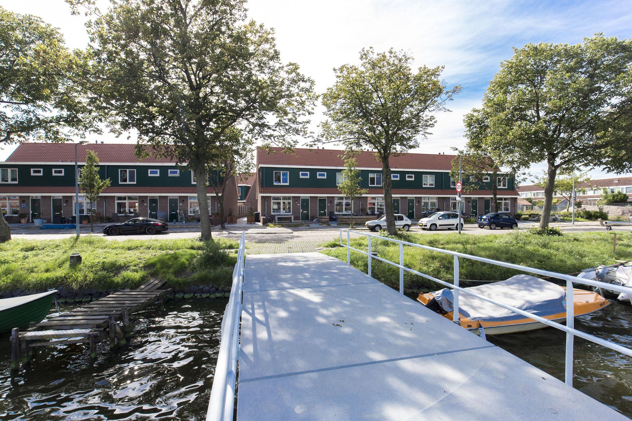 52 woningen te Zaandam