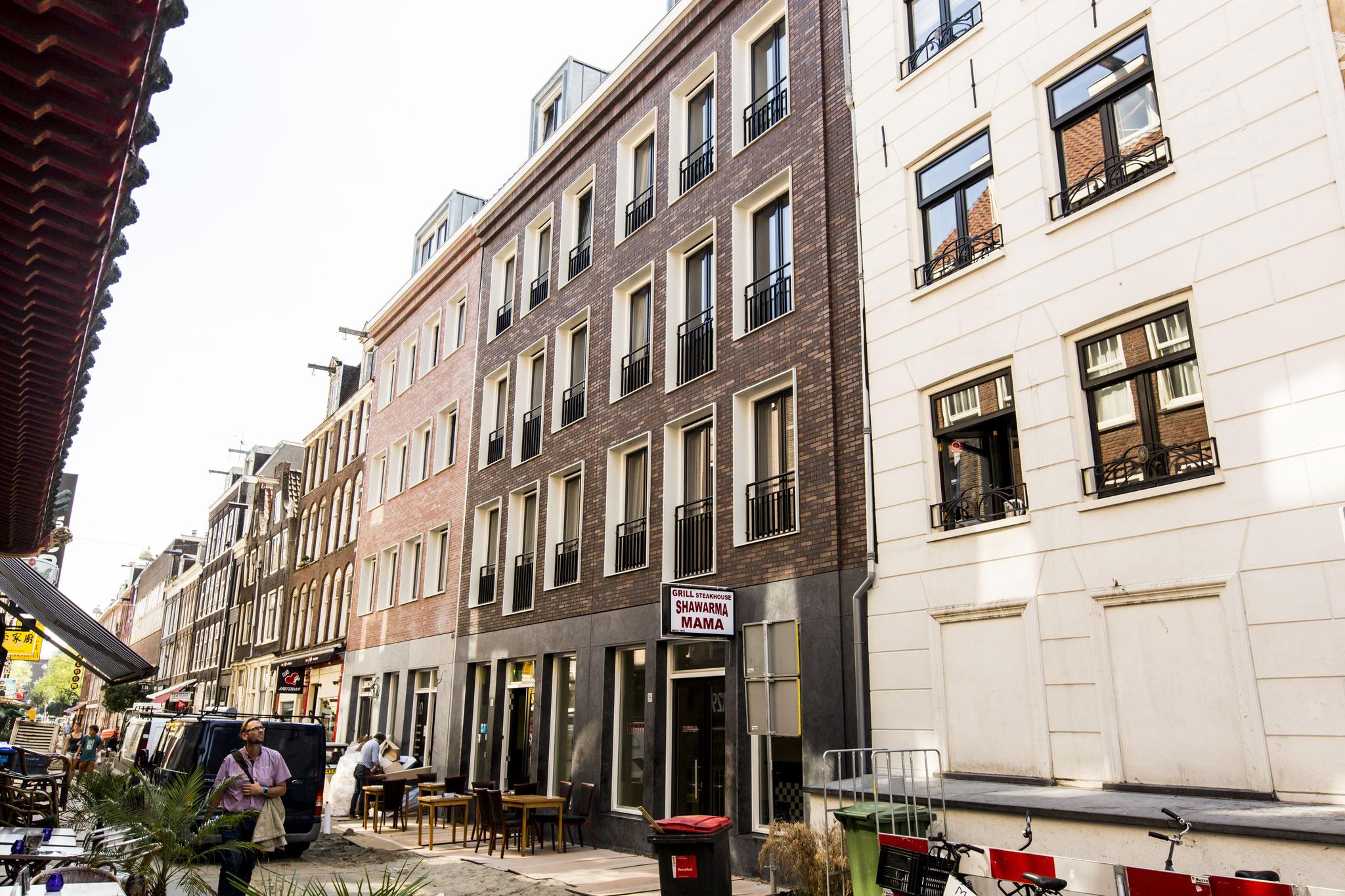 Appartementen te Amsterdam