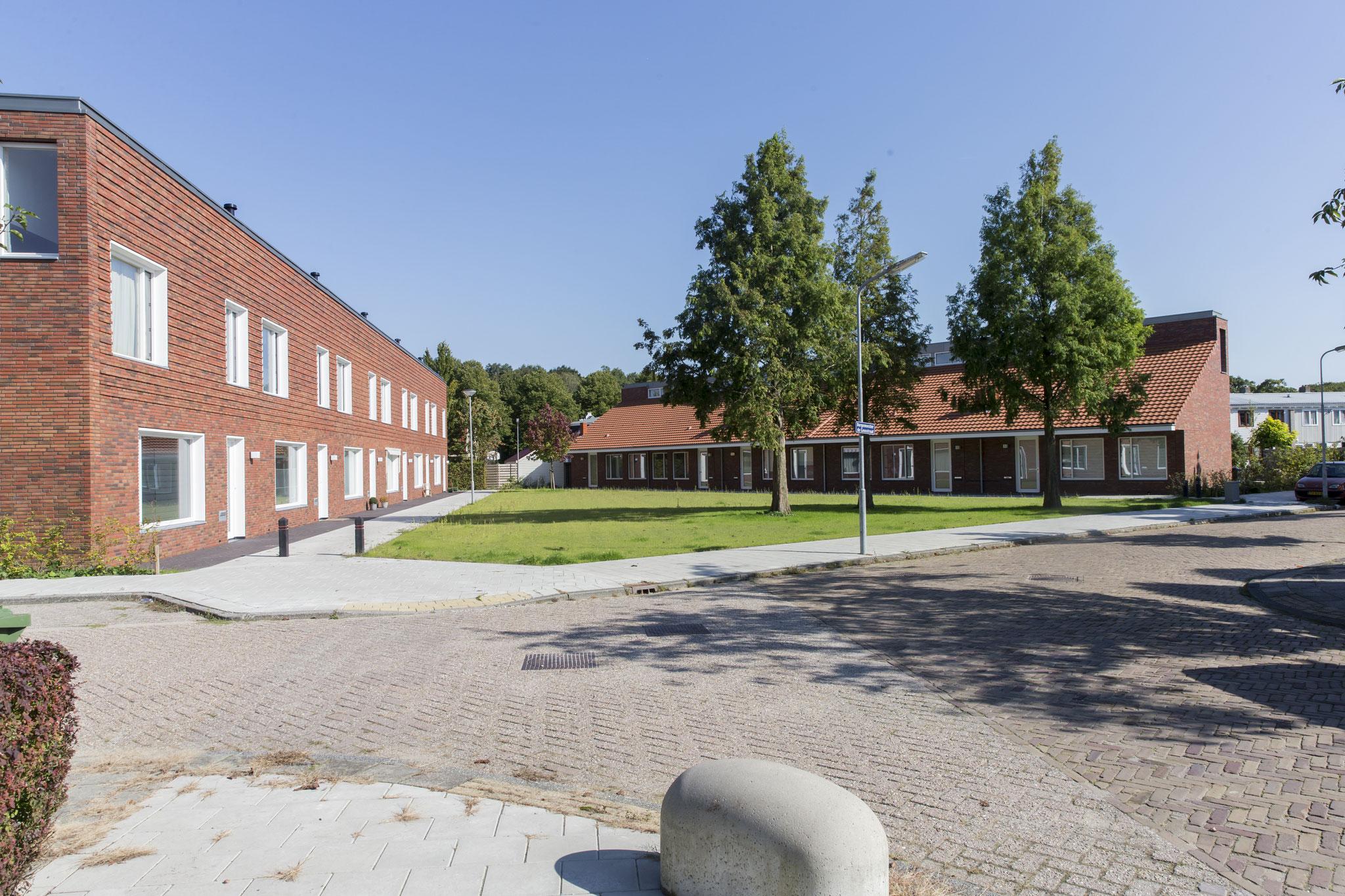 16 Woningen te Zuid-Oost Beemster