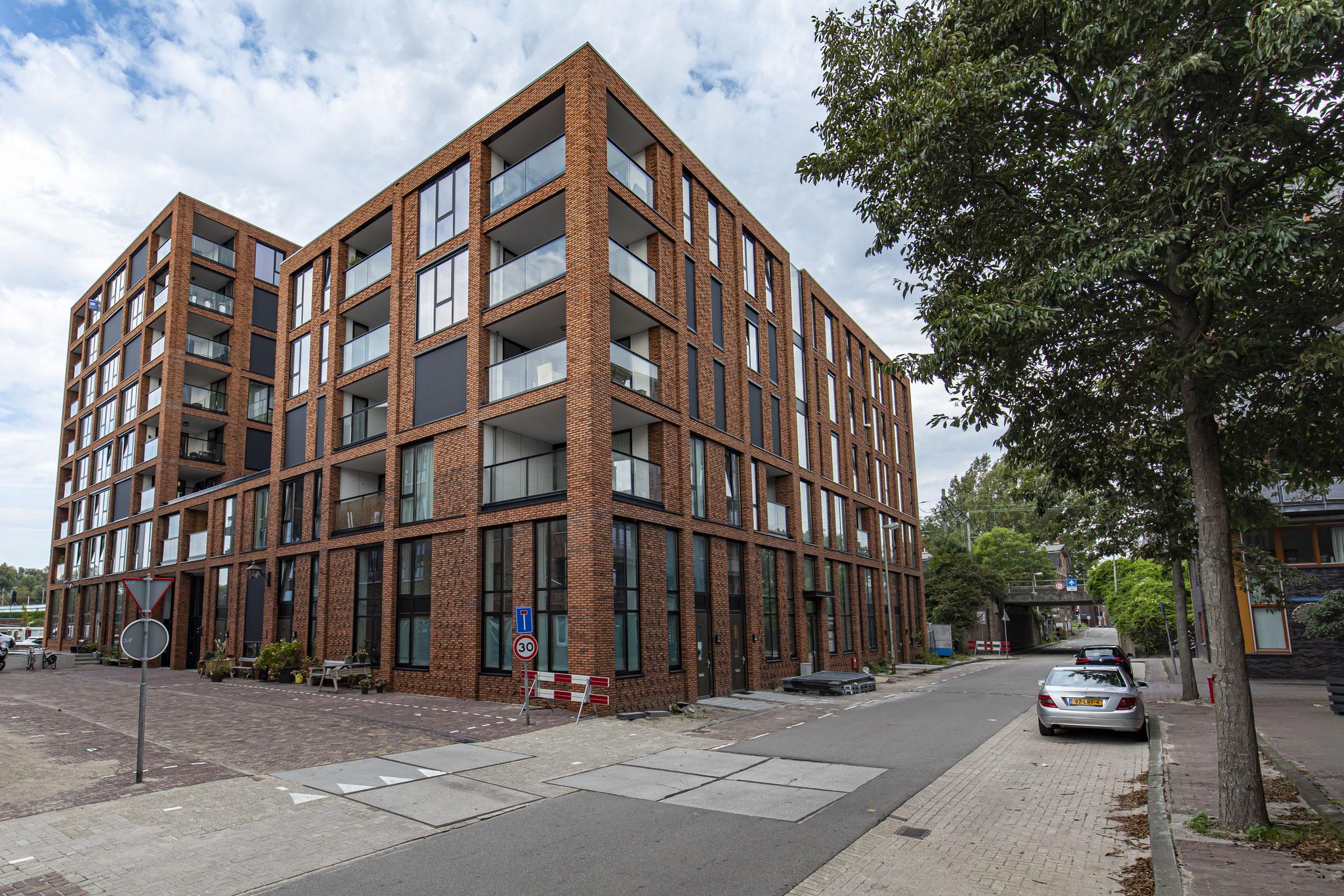 Appartementen te Haarlem