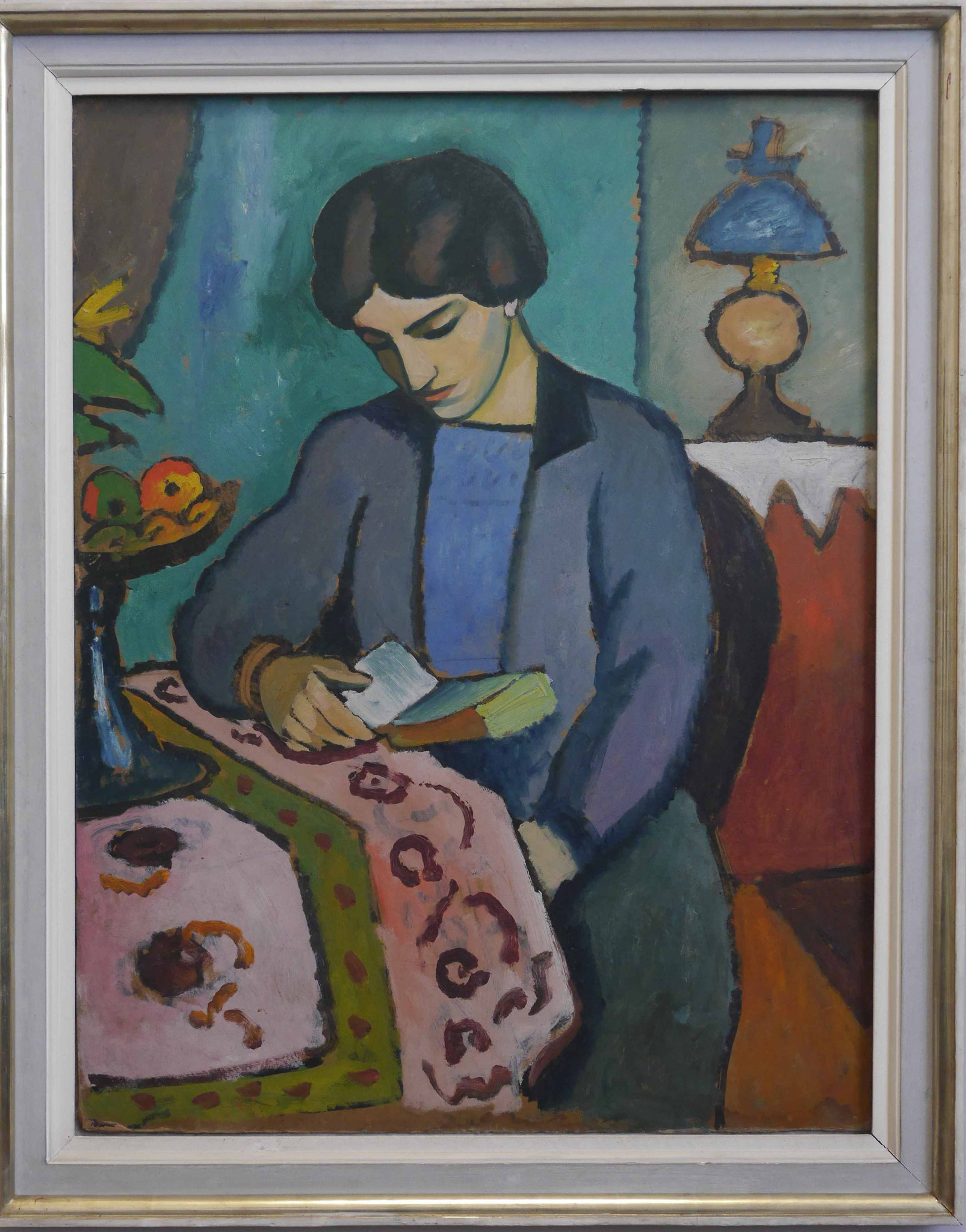 August Macke, ImEX, Nationalgalerie Berlin