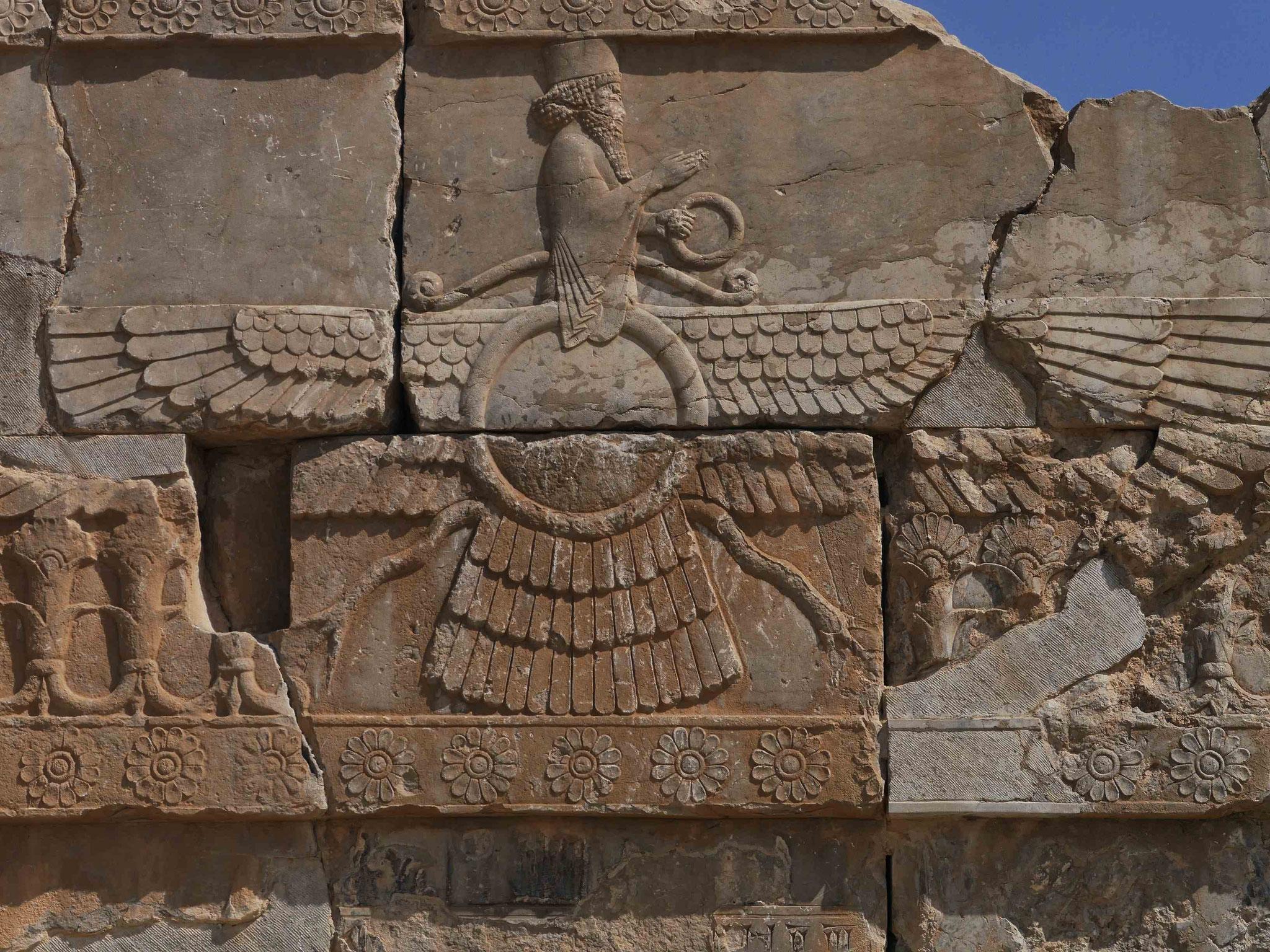 Zarathustra, Persepolis, Iran