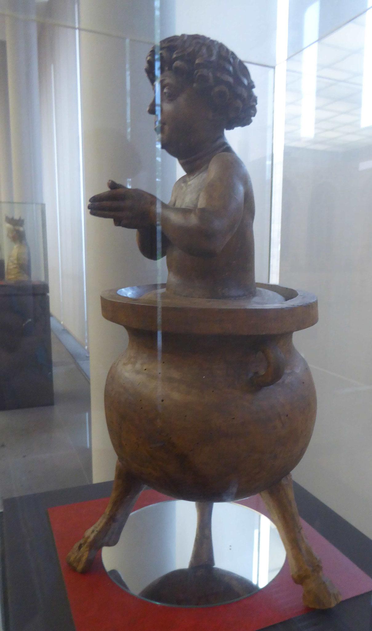 Veit Stoß, Der Heilige Veit, Geremanisches Nationalmuseum, Nürnberg