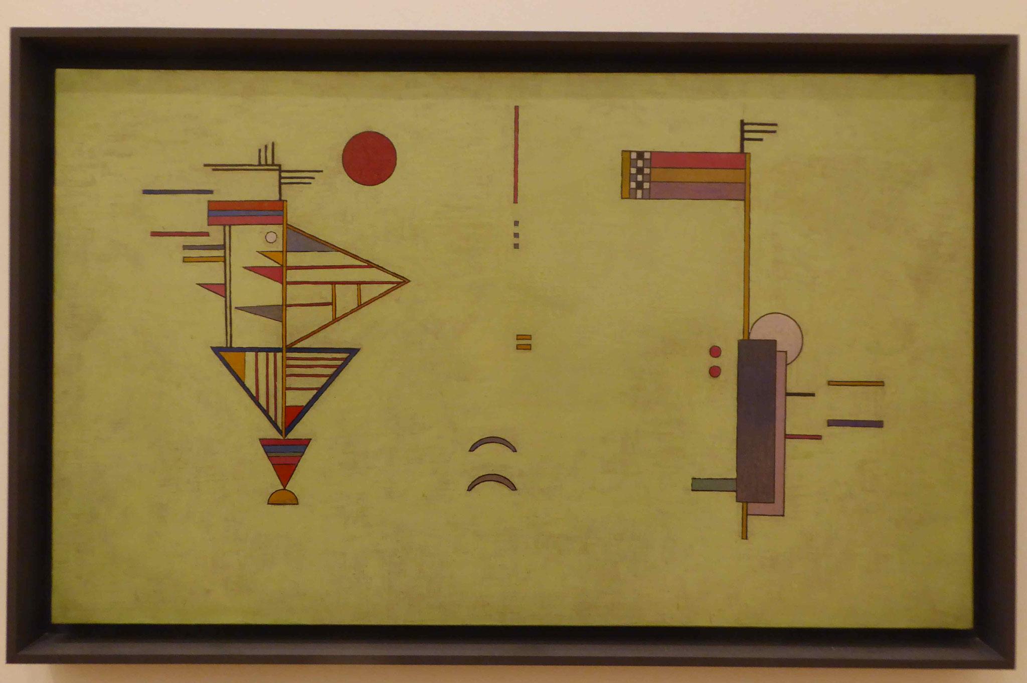 Wassiliy Kandinsky, Musée d'Art Moderne, Strasbourg