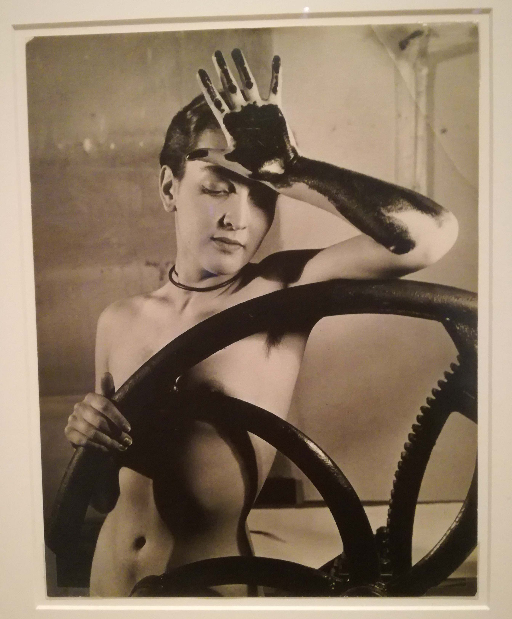 Man Ray, Erotique voilée, Sammlung Scharf-Gerstenberg, Nationalgalerie Berlin