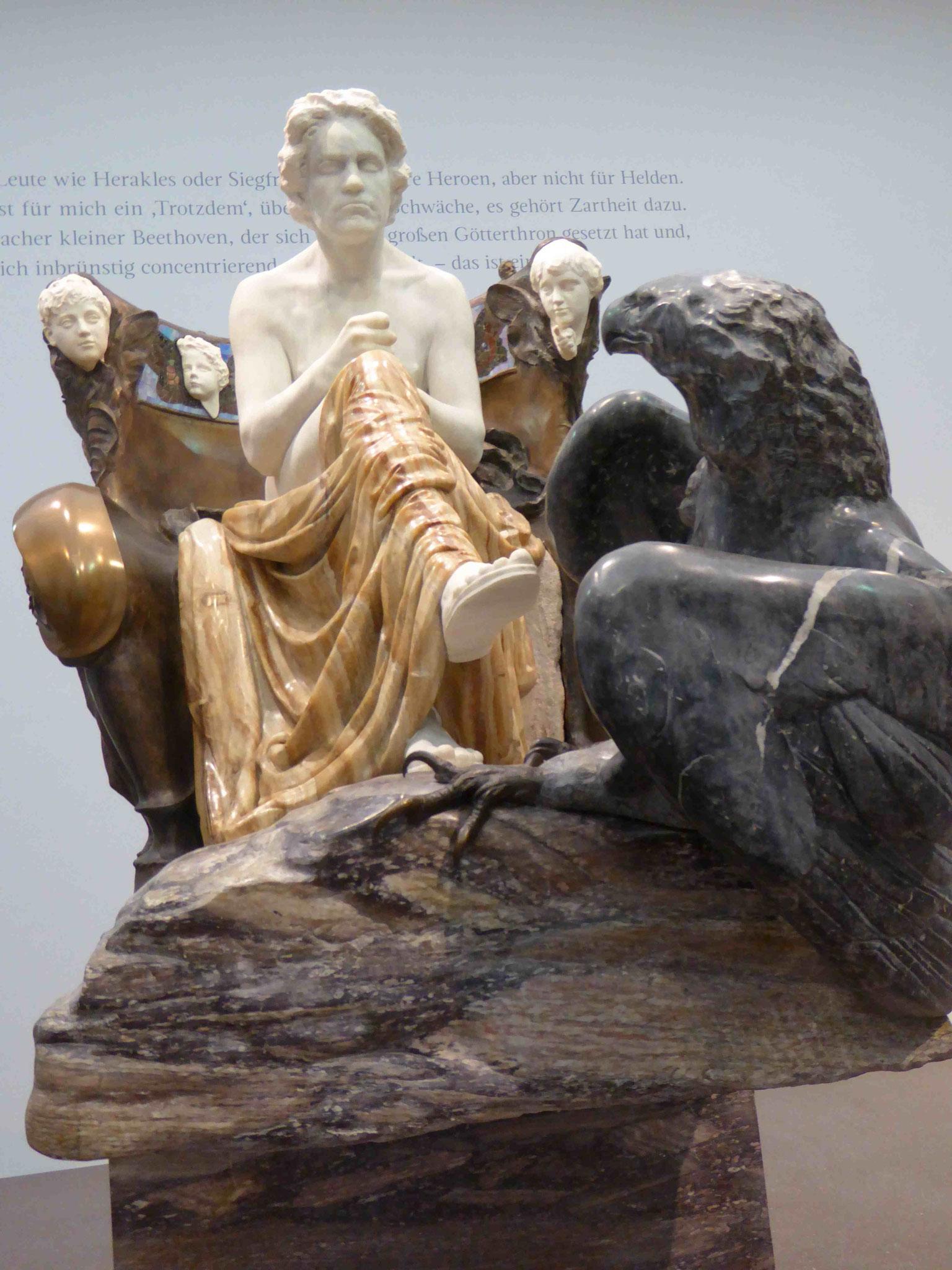 Max Klinger, Beethoven-Denkmal, Museum der Bildenden Künste, Leipzig