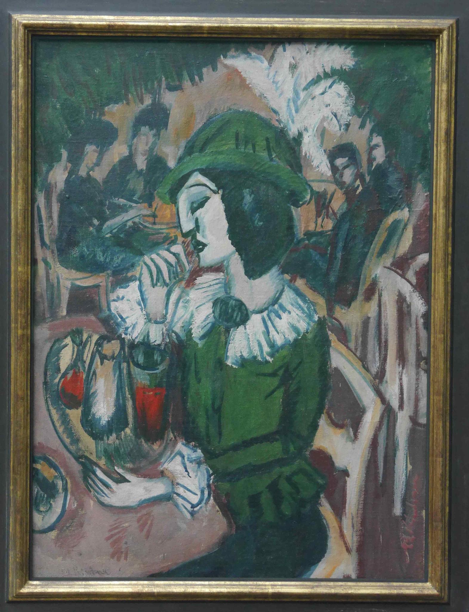 Ernst Ludwig Kirchner, ImEx, Kunstsammlung Nordrhein-Wwestfalen, Düsseldor