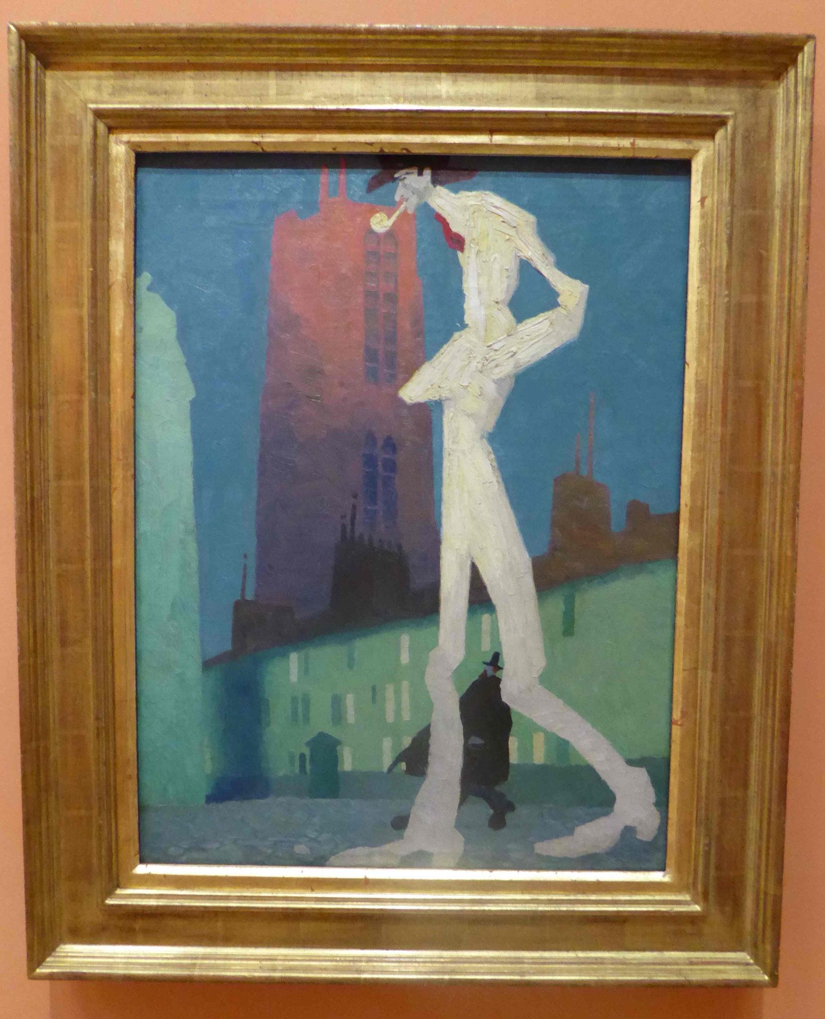 Lyonel Feininger, Museo Thyssen-Bornemisza, Madrid, Spanien