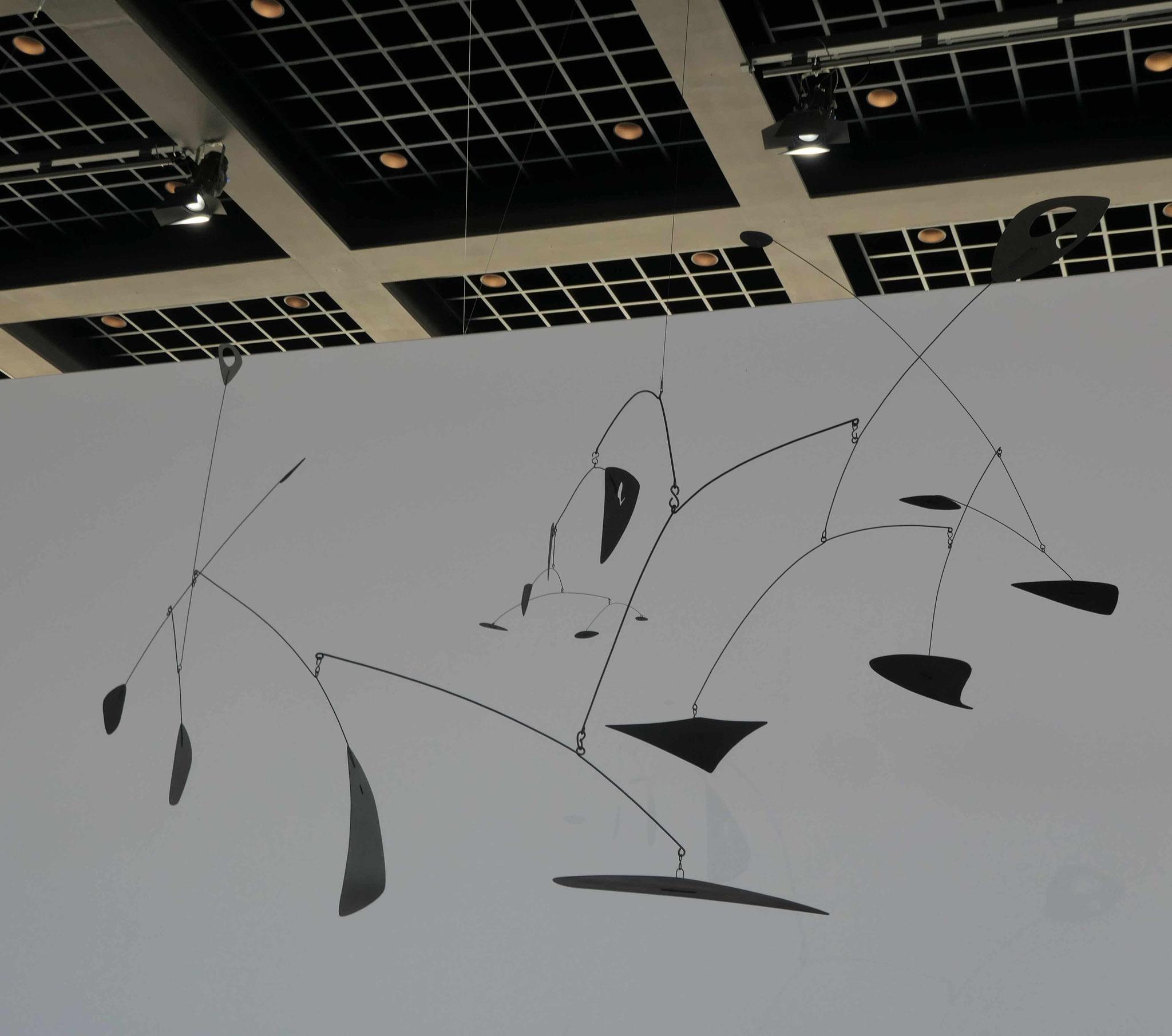 Alexander Calder, Ausstellung zur Wiedereröffnung der Neuen Nationalgalerie Berlin, September 2021