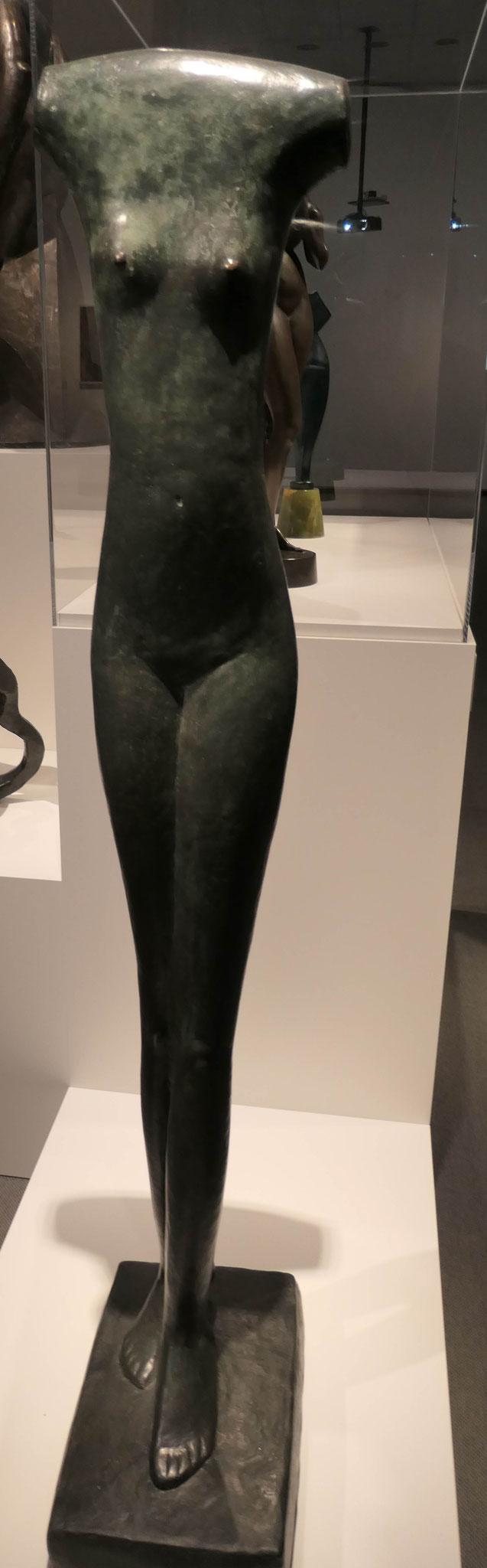 Alberto Giacometti, Schreitende Frau, 1932, Neue Nationalgalerie Berlin