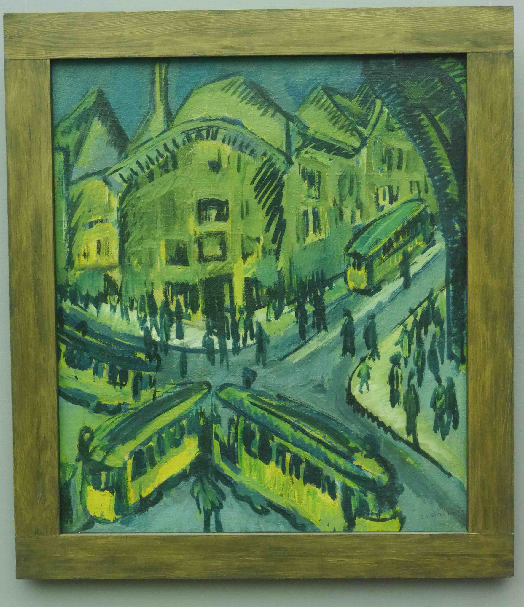 Ernst Ludwig Kirchner, ImEx, Stiftung Stadtmuseum Berlin