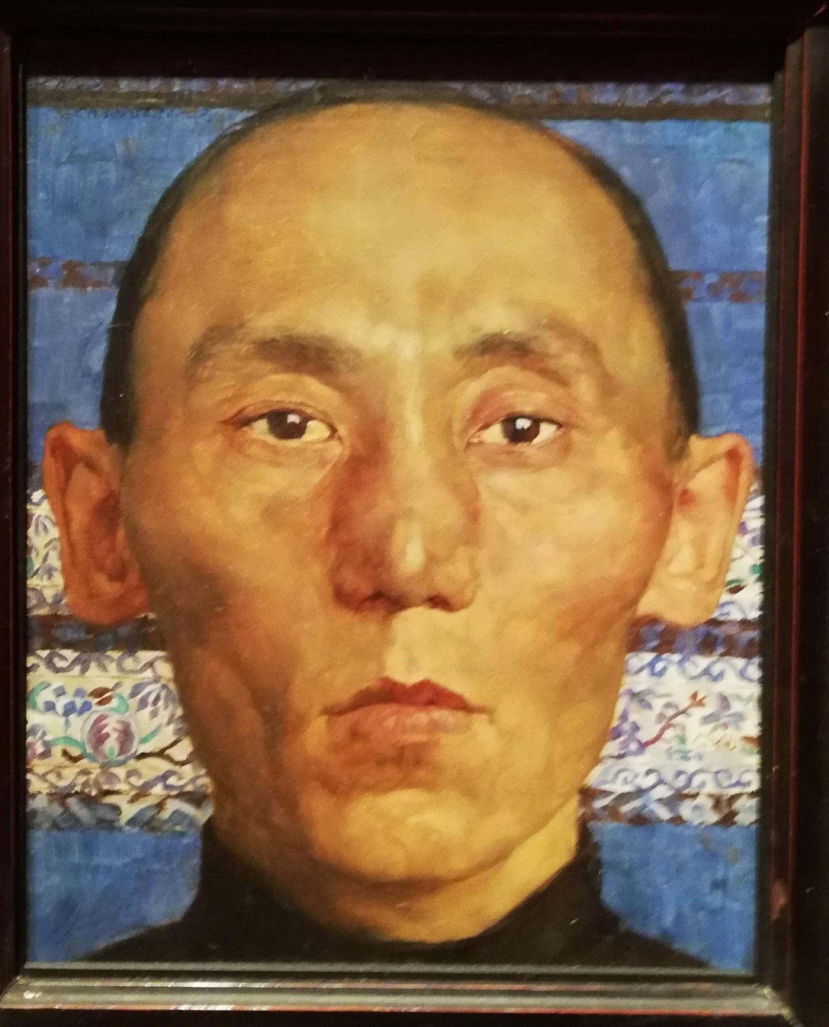 Lotte Laserstein, Mongole, 1927