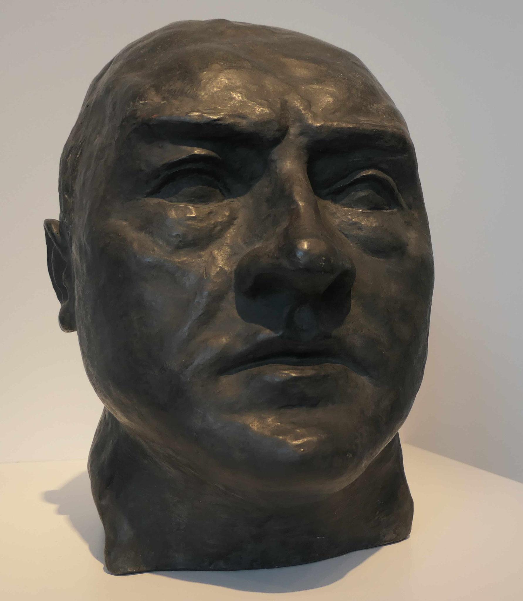 Max Beckmann, Büste, Neue Ntionalgalerie Berlin